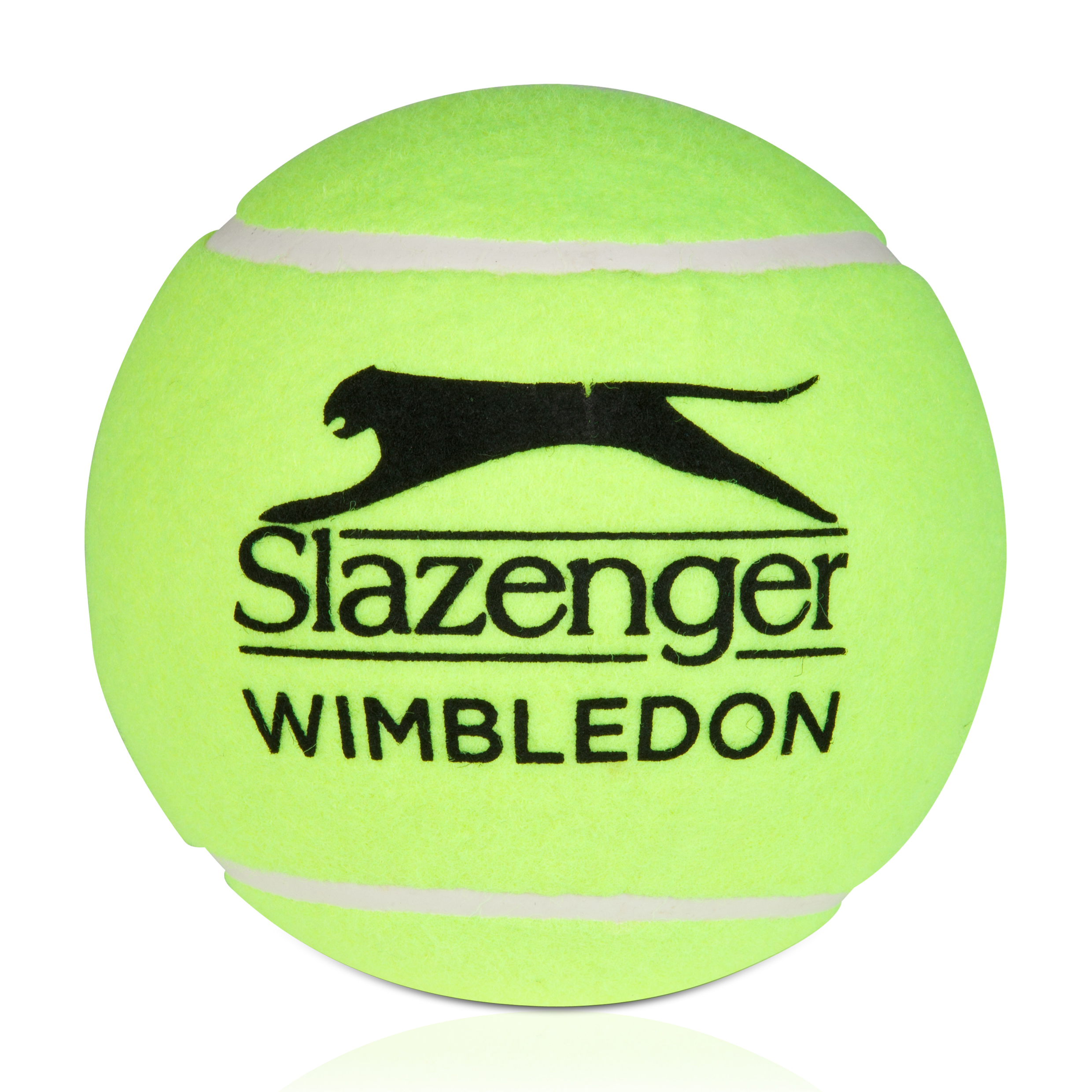 Wimbledon Slazenger Midi Ball - Yellow