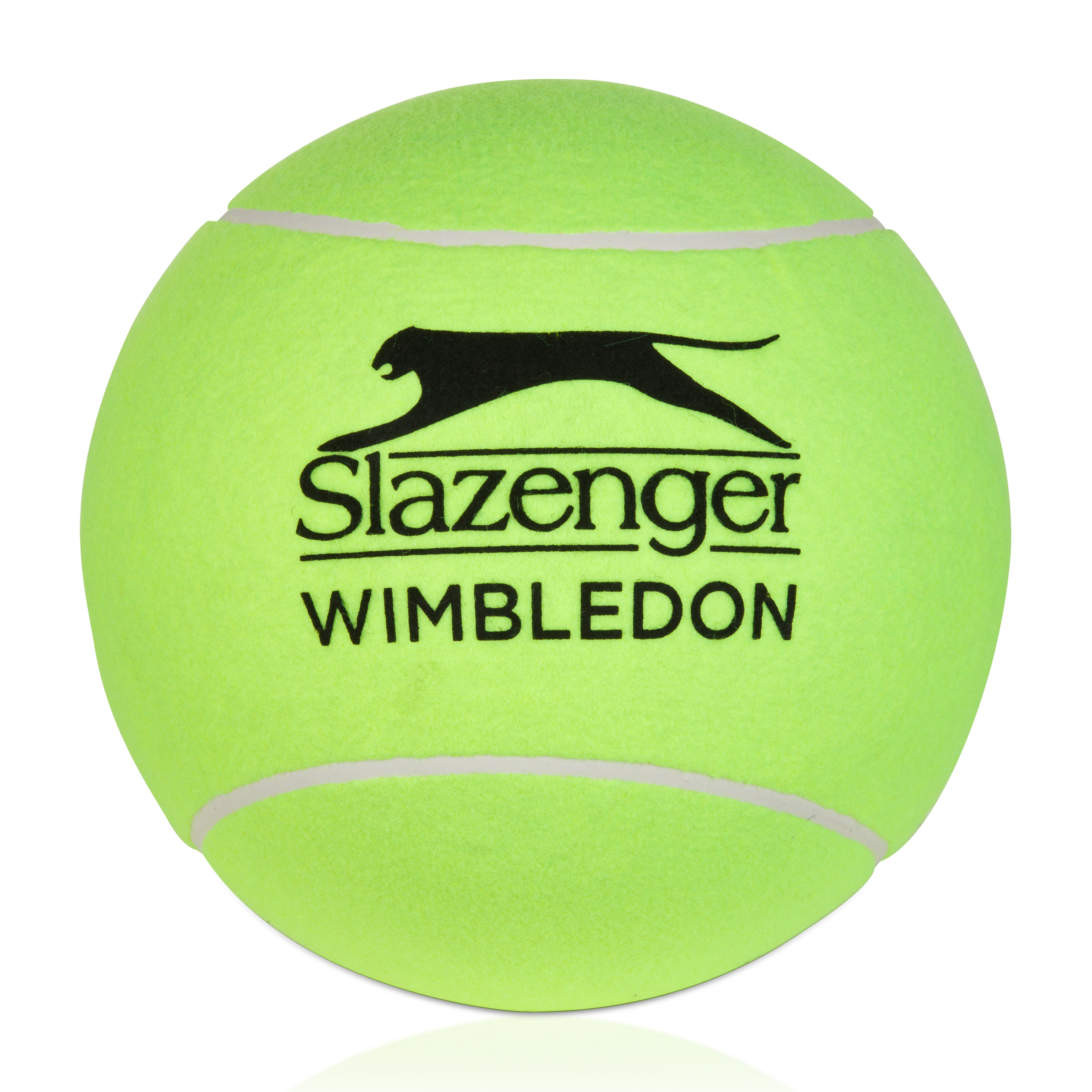 Wimbledon Slazenger Giant Tennis Ball - Yellow