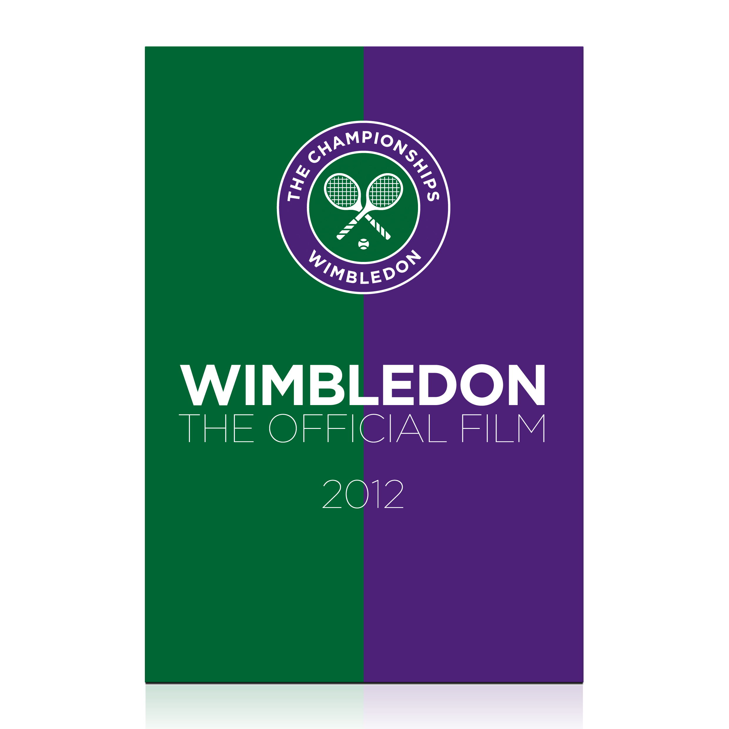 Wimbledon 2012 Official Film - DVD