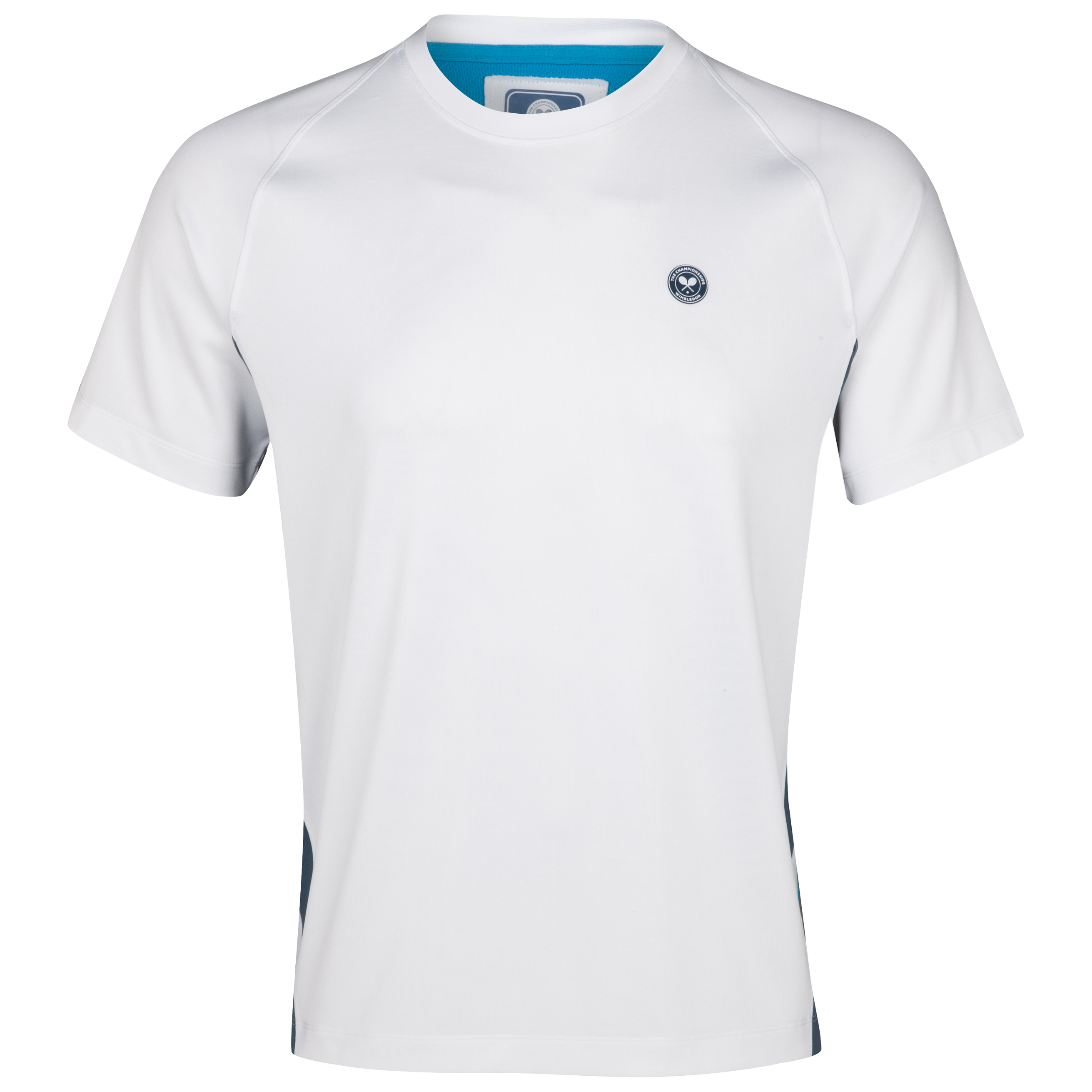 Wimbledon Player T- Shirt - White