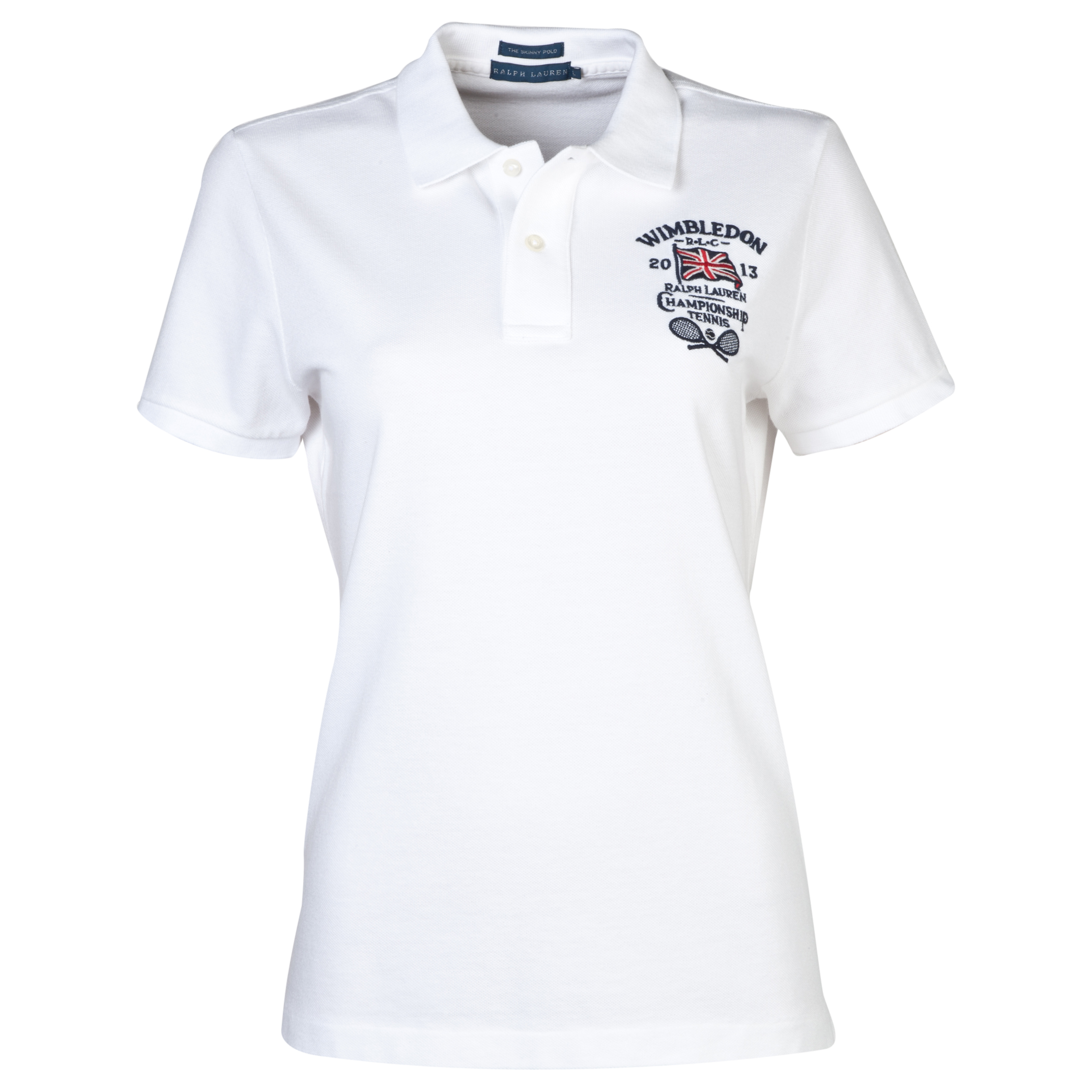 Polo Ralph Lauren Polo - Womens White