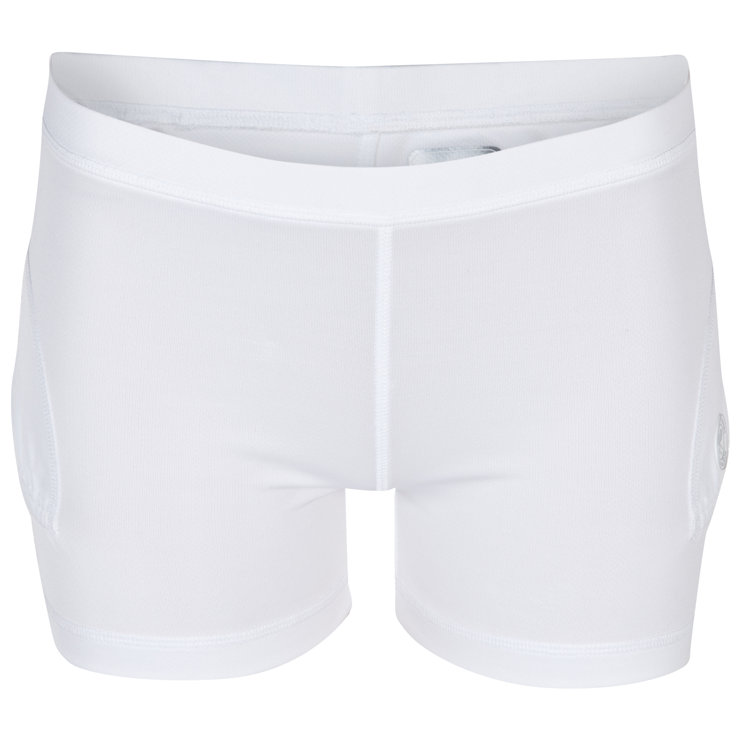 Wimbledon Player Undershort - Ladies - White