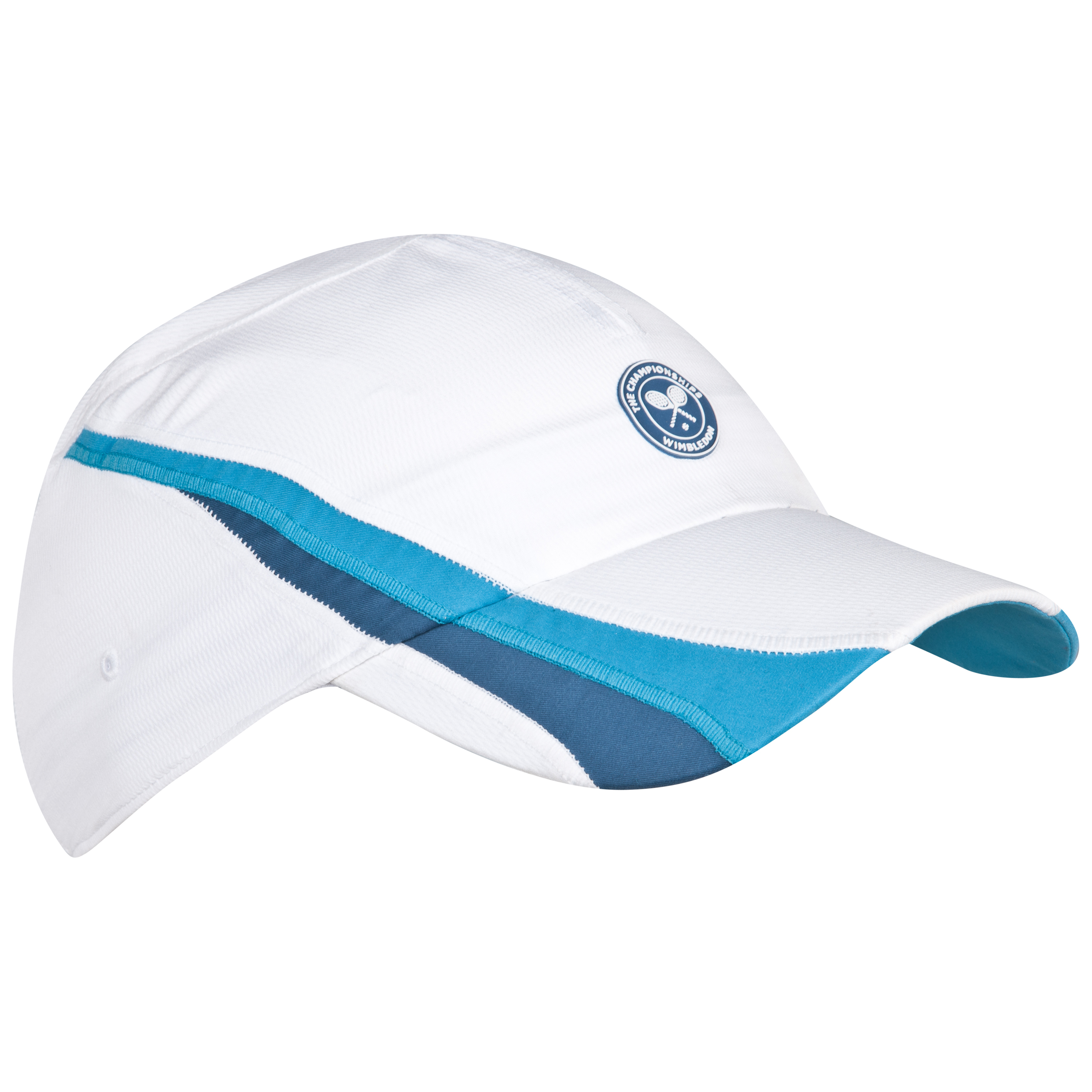 Wimbledon Player Cap - Boys - White