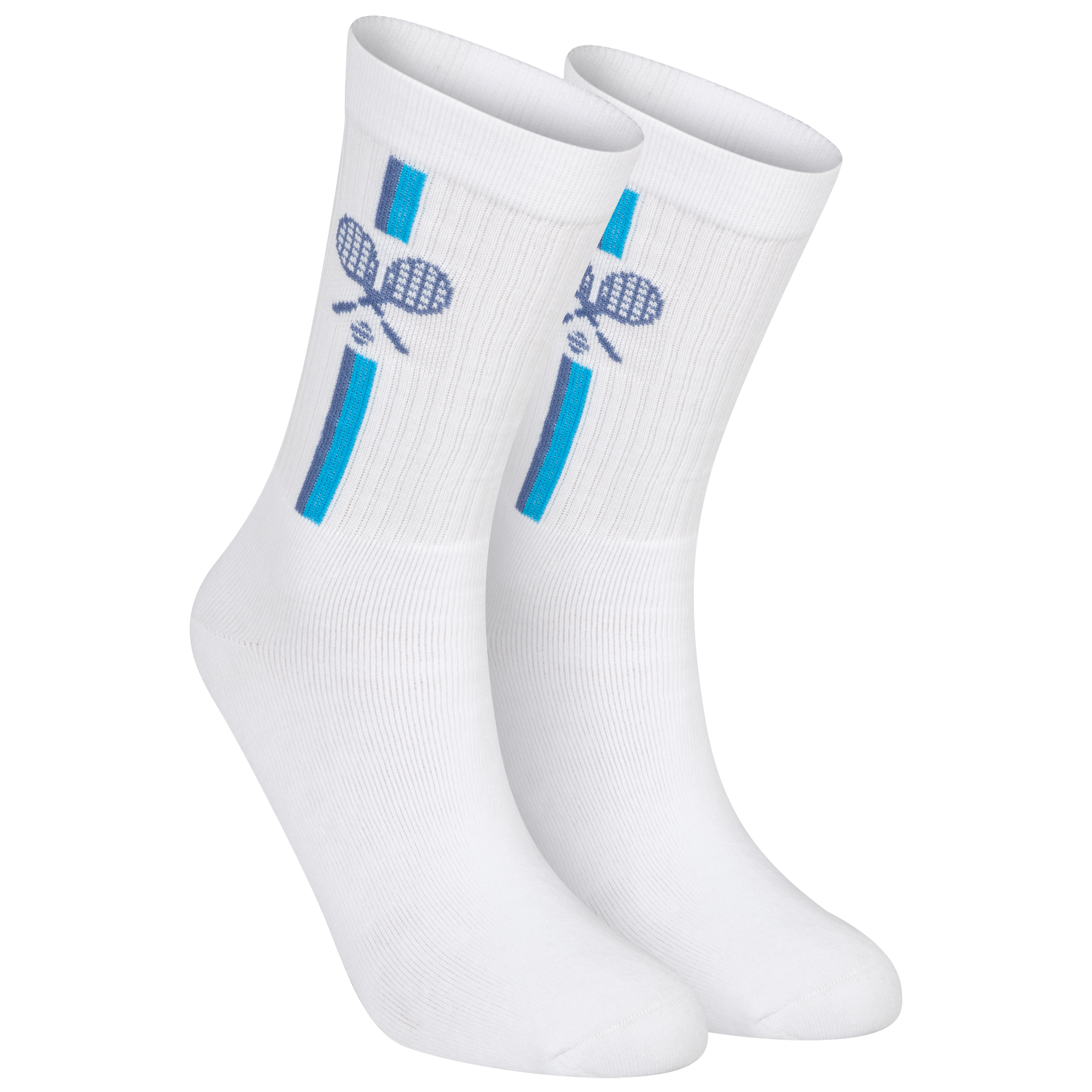 Wimbledon Player Socks - Boys - White
