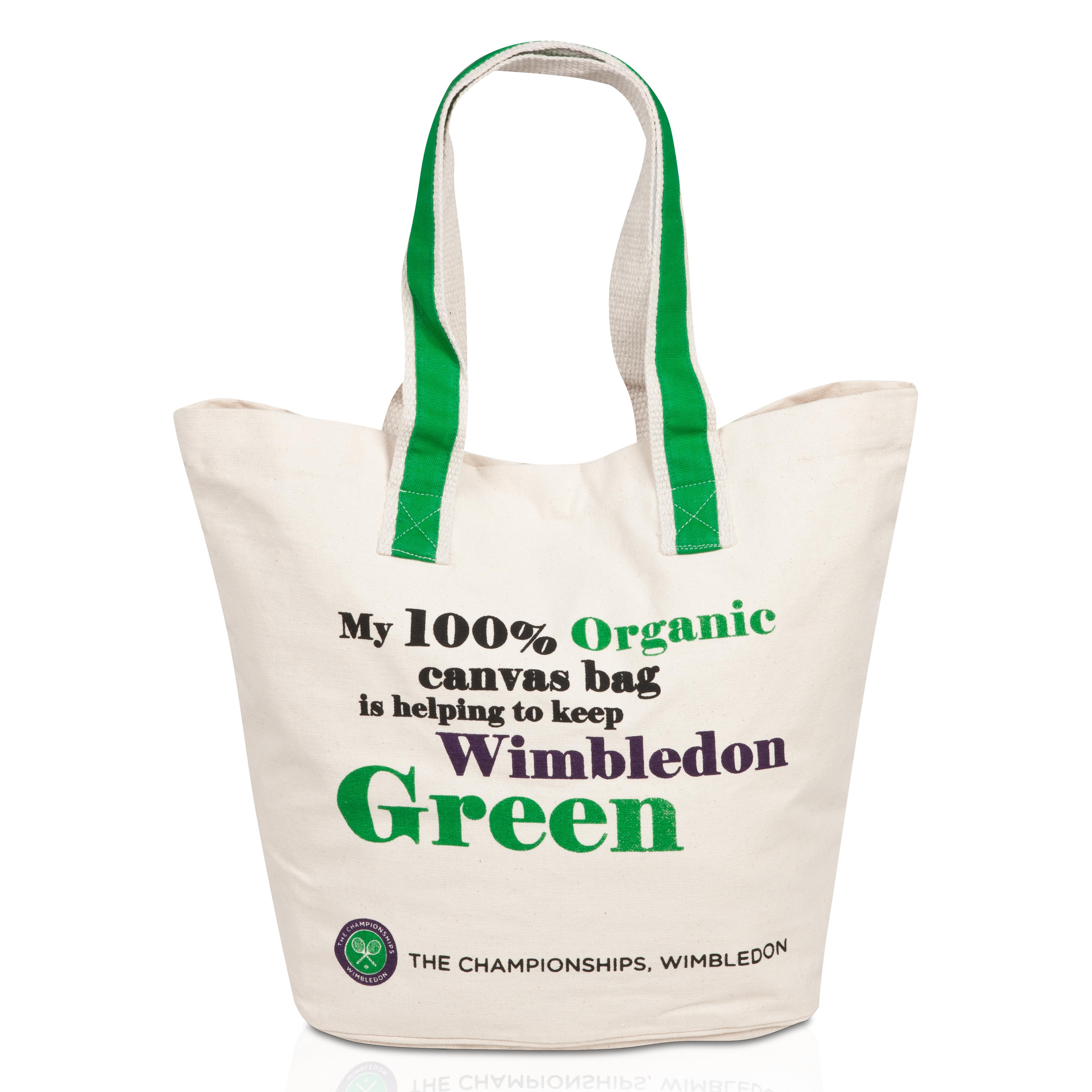 Wimbledon Organic Bag