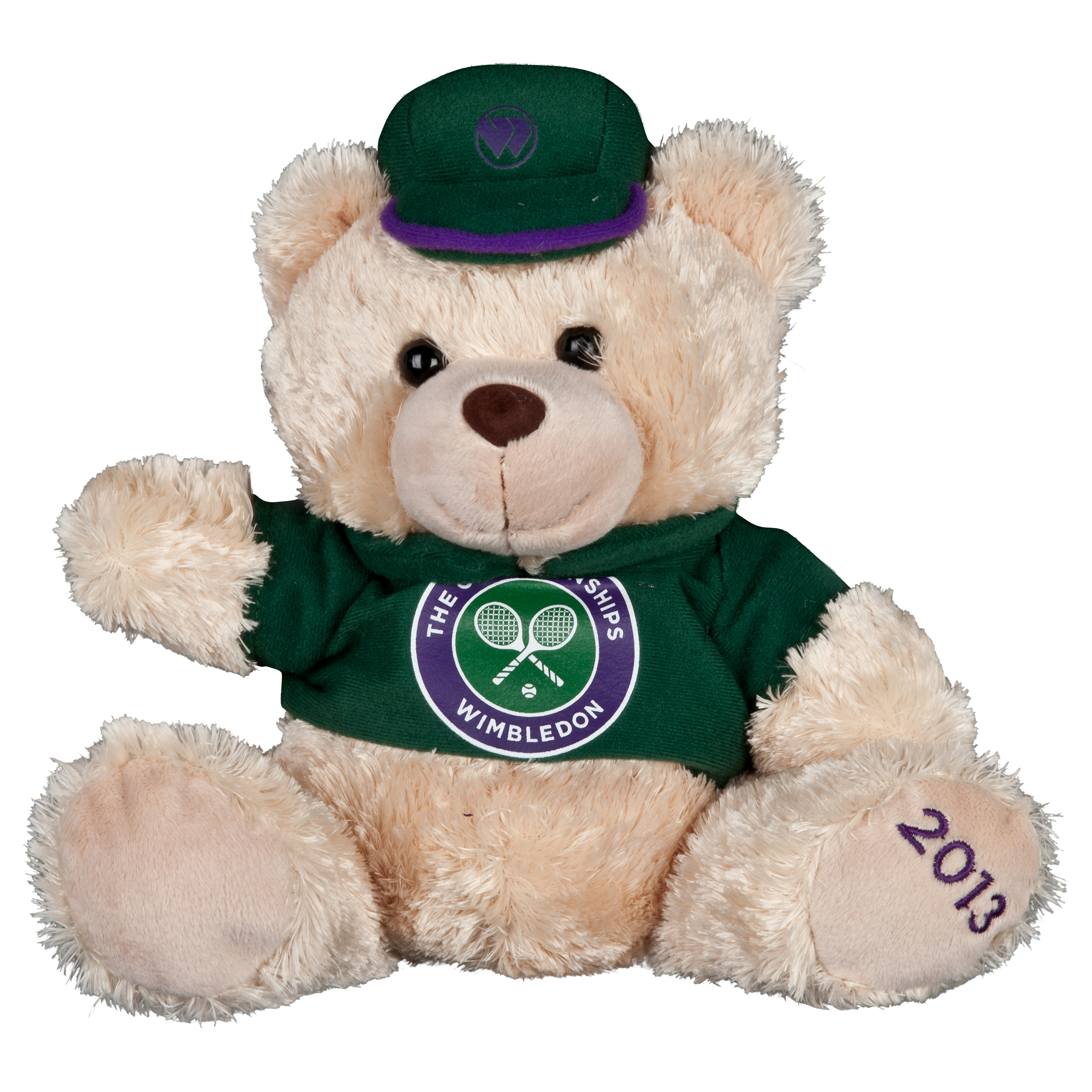 Wimbledon 2013 Dated Bear