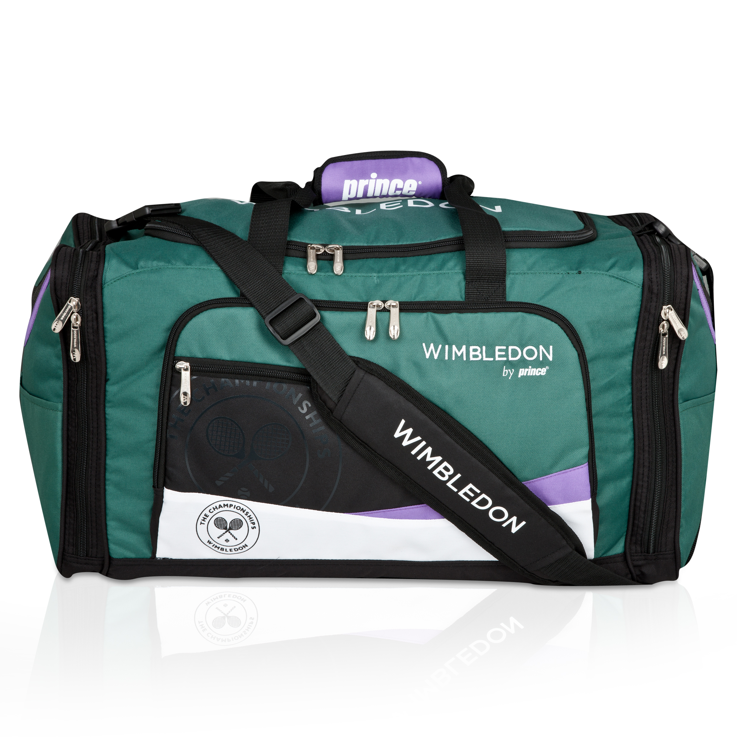 Wimbledon By Prince Grass Court Collection Holdall