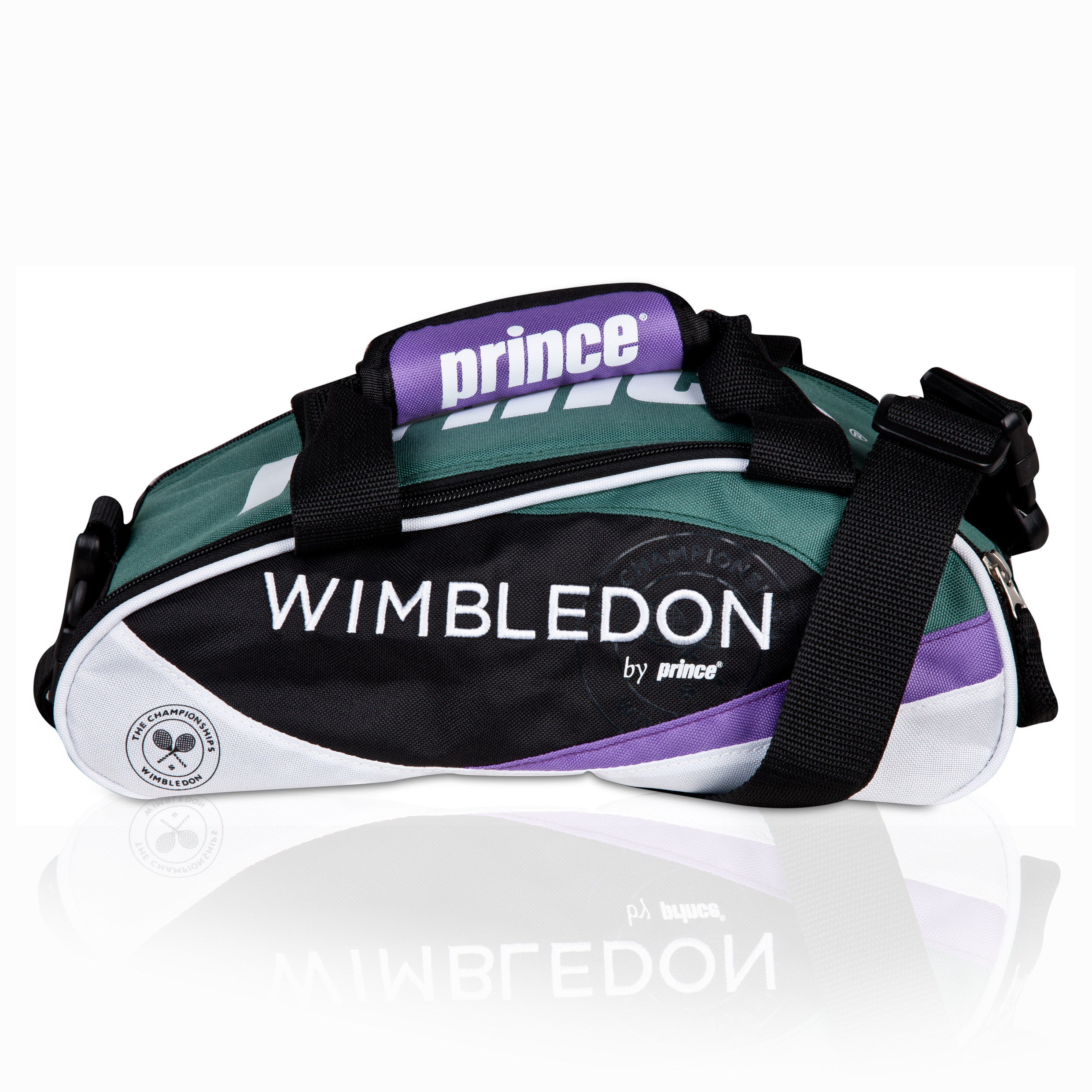 Wimbledon By Prince Grass Court Collection Cooler