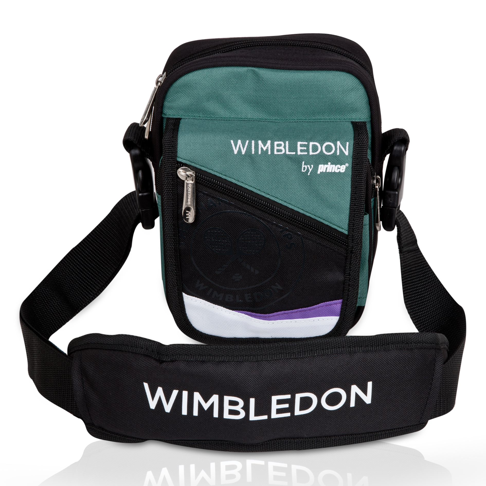Wimbledon By Prince Grass Court Collection Spree Bag