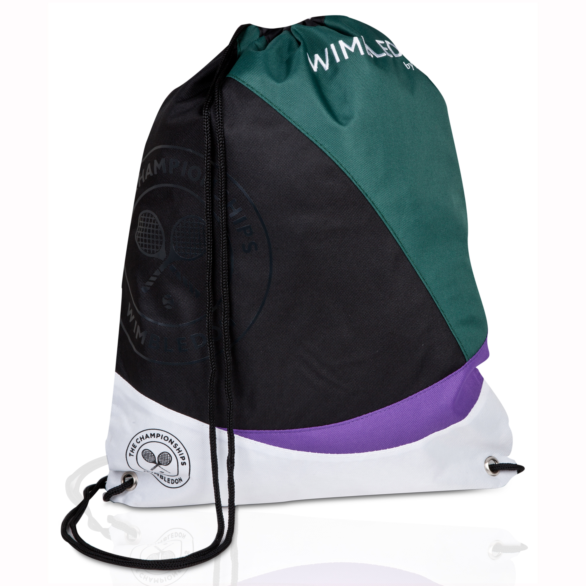 Wimbledon By Prince Grass Court Collection Gym Sack