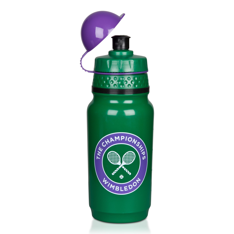 Wimbledon 500ml Plastic Green Water Bottle