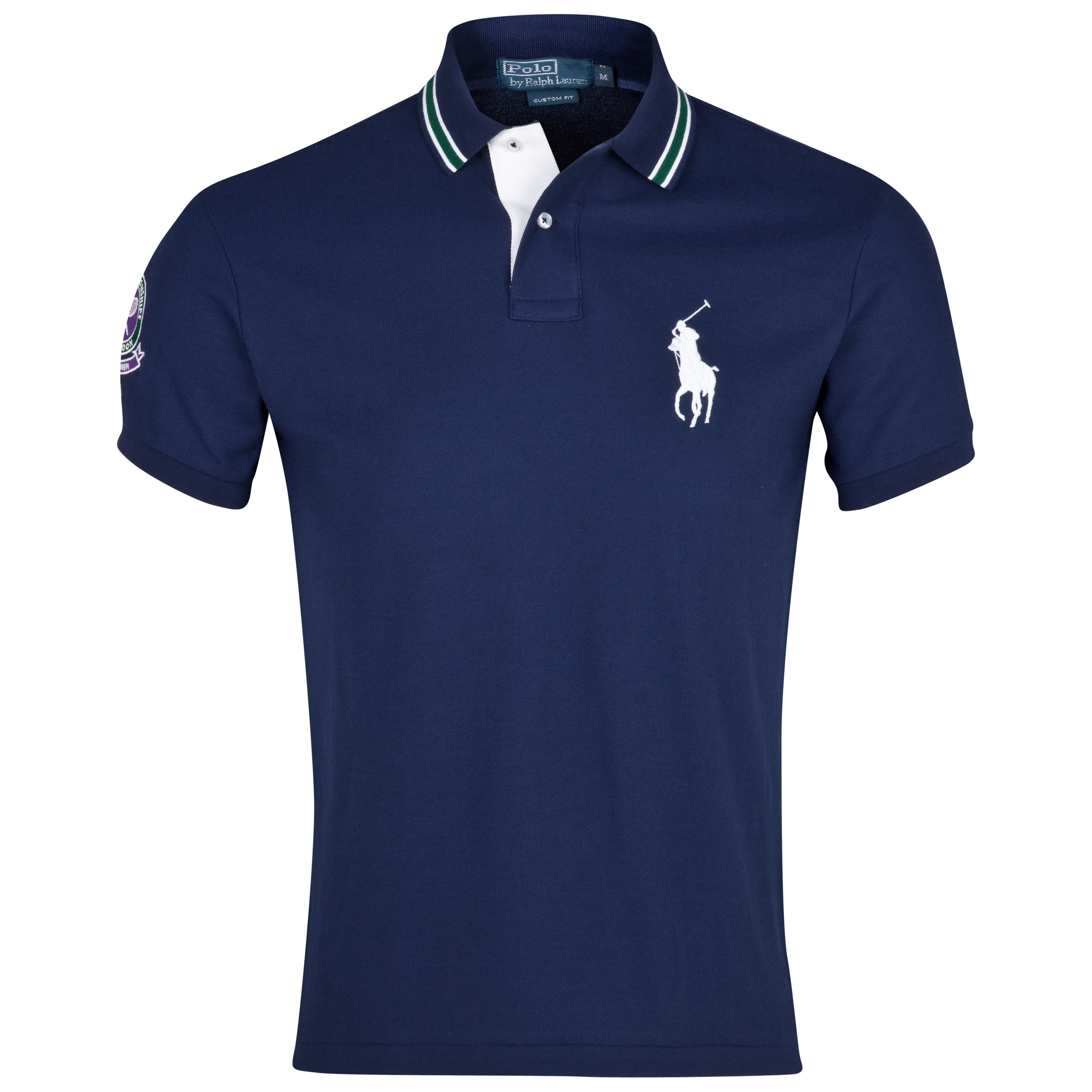 Wimbledon Polo Ralph Lauren Wimbledon Ball Boy Polo Navy