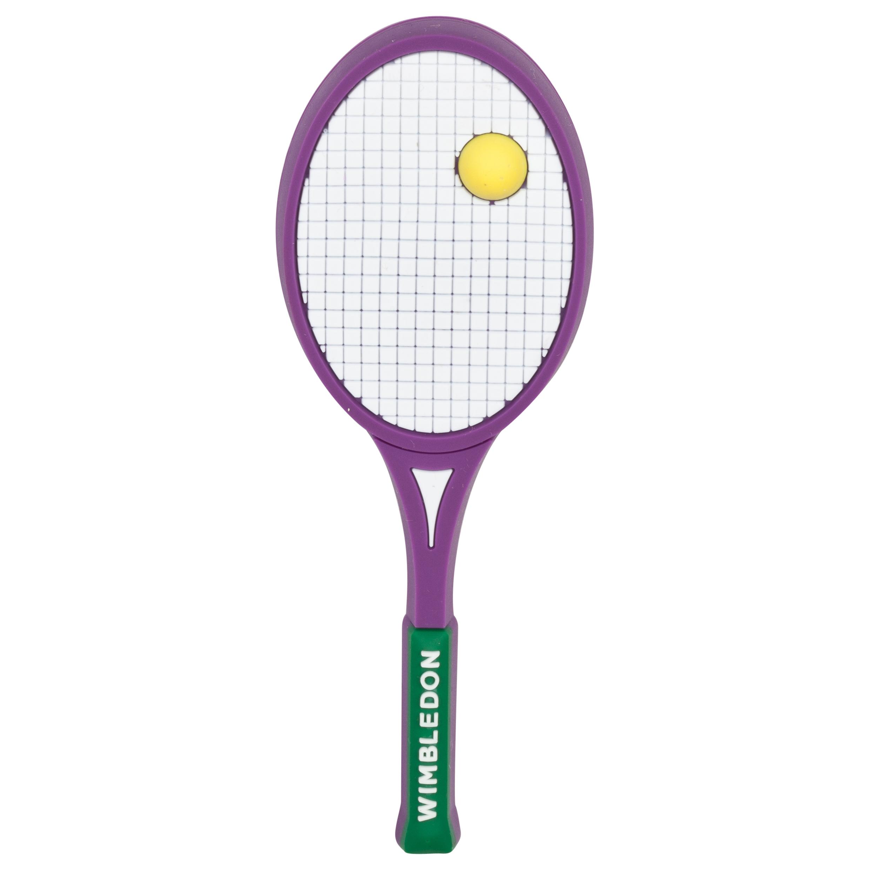 Wimbledon Racket Magnet