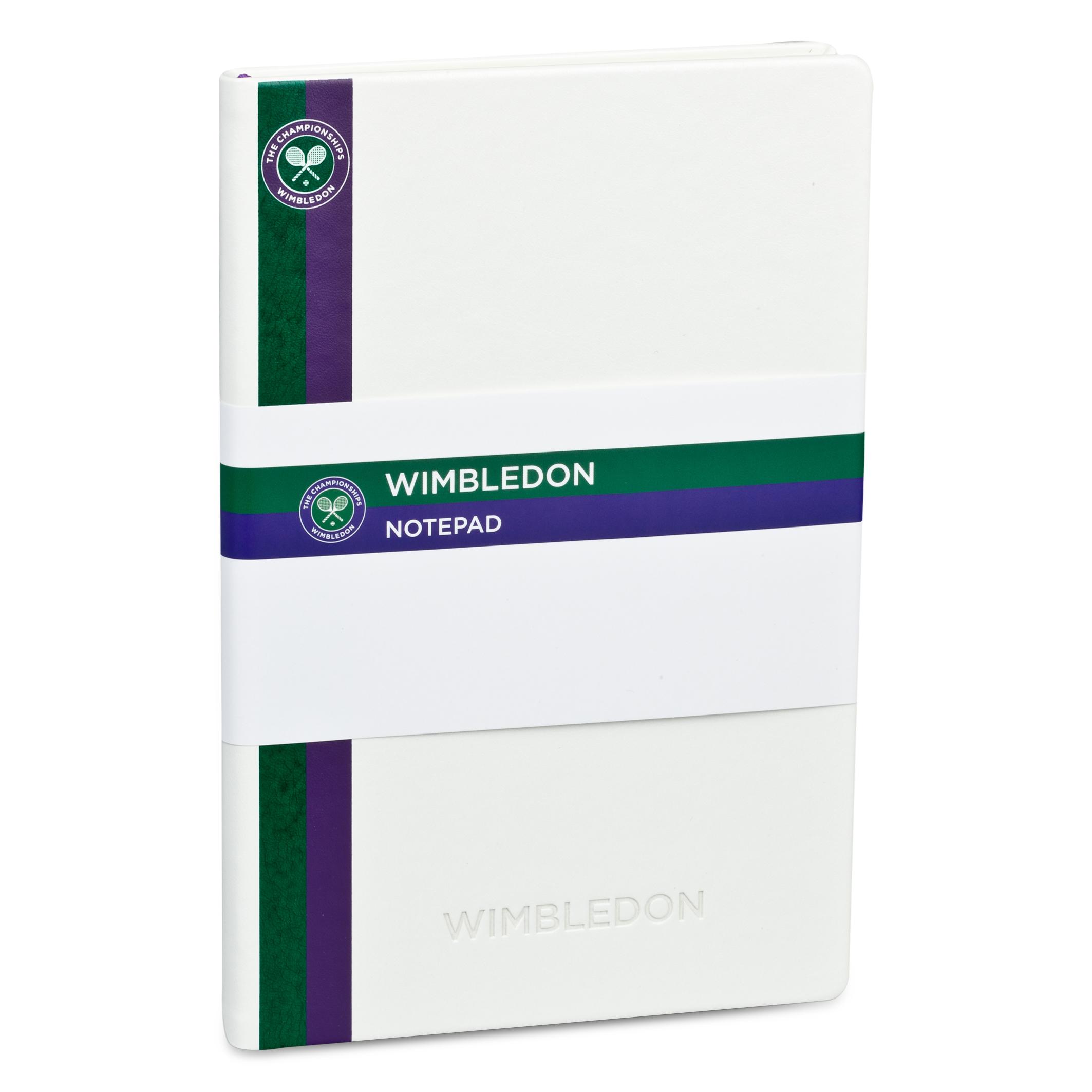 Wimbledon A5 Notepad