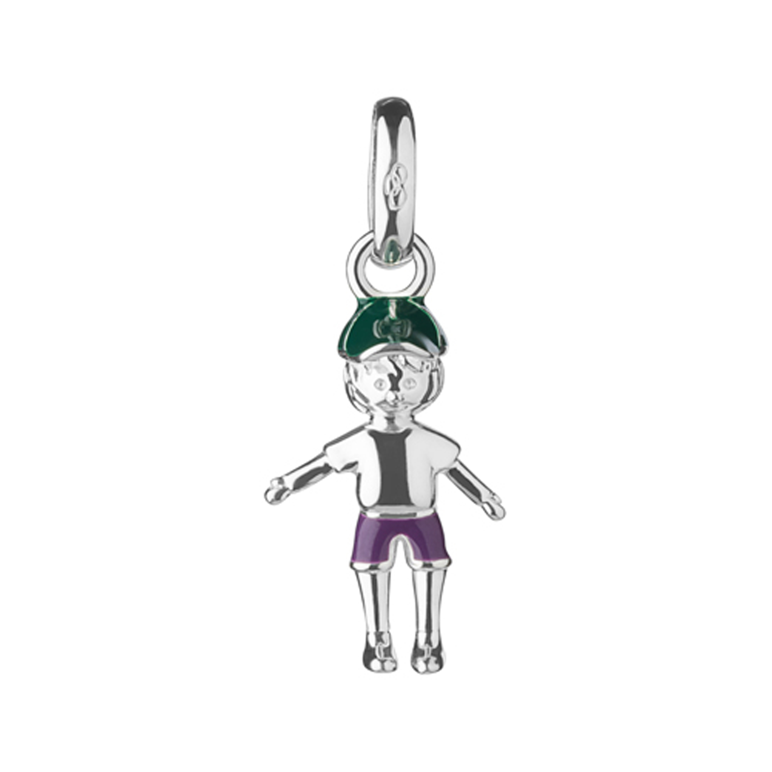 Wimbledon Ball Boy Charm