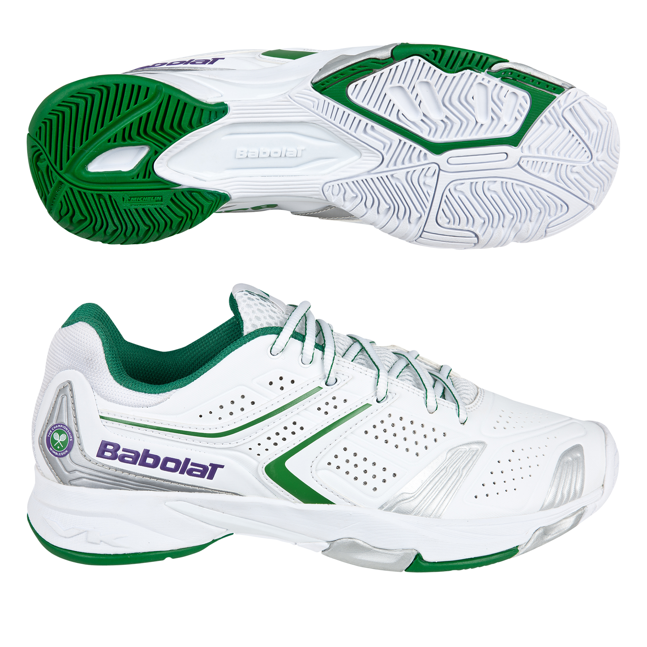 Wimbledon Drive 3 All Court Wimbledon Tennis Shoe