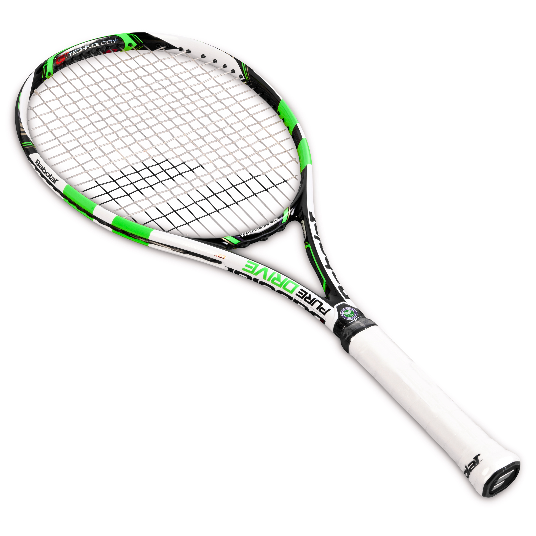 Wimbledon Pure Drive GT Racket Green