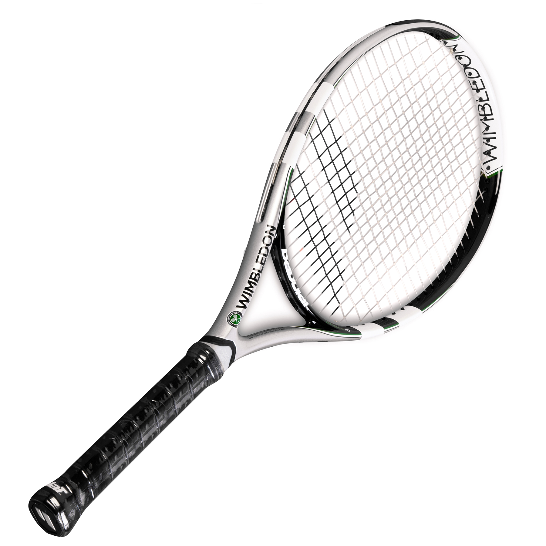 Wimbledon Drive Max 110 Racket Grey