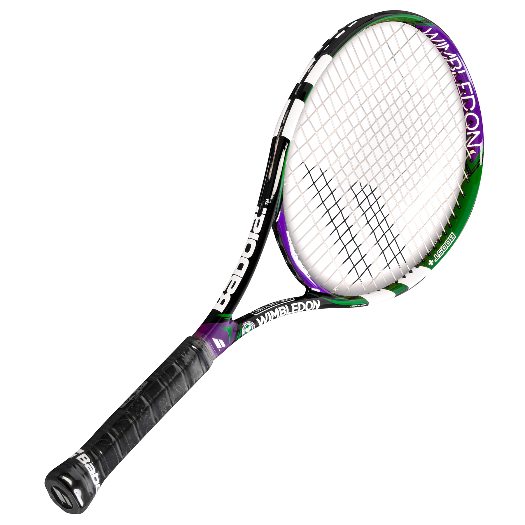 Wimbledon Reakt Tour Racket Black