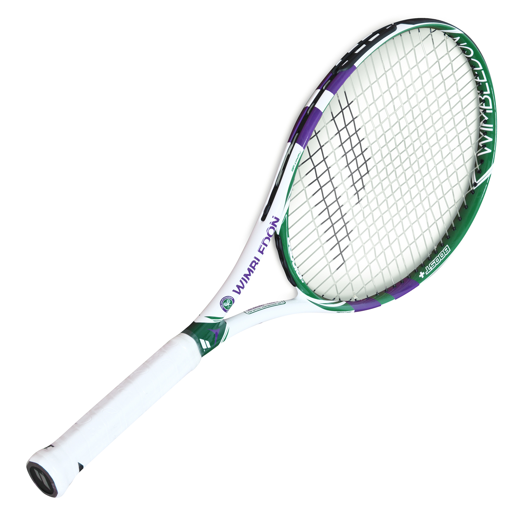 Wimbledon Reakt Lite Racket White