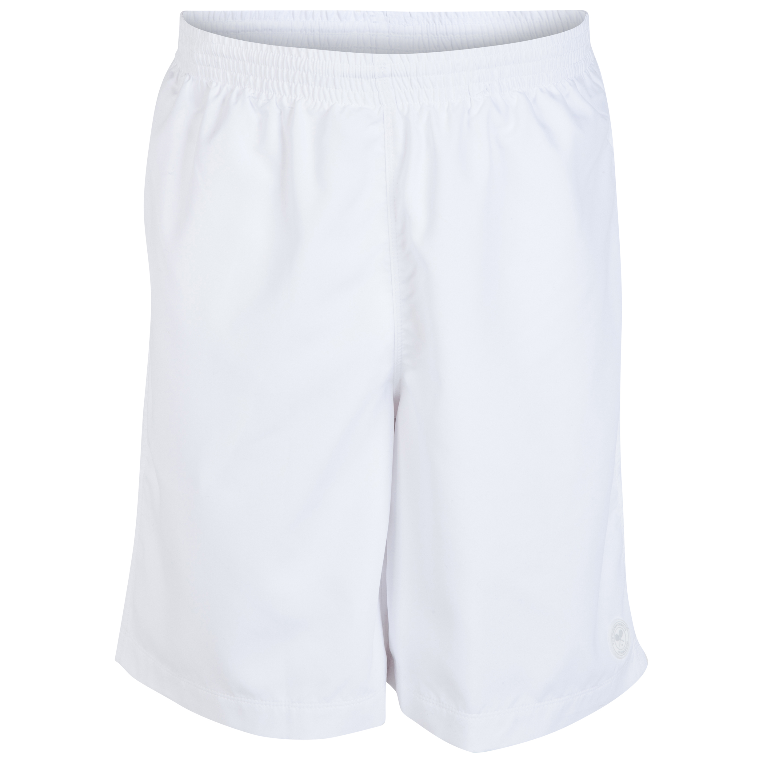 Wimbledon Player Shorts - Boys White