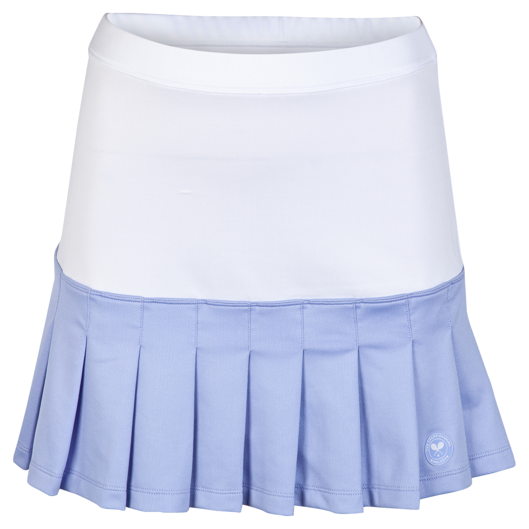 Wimbledon Pleated Skirt - Ladies White