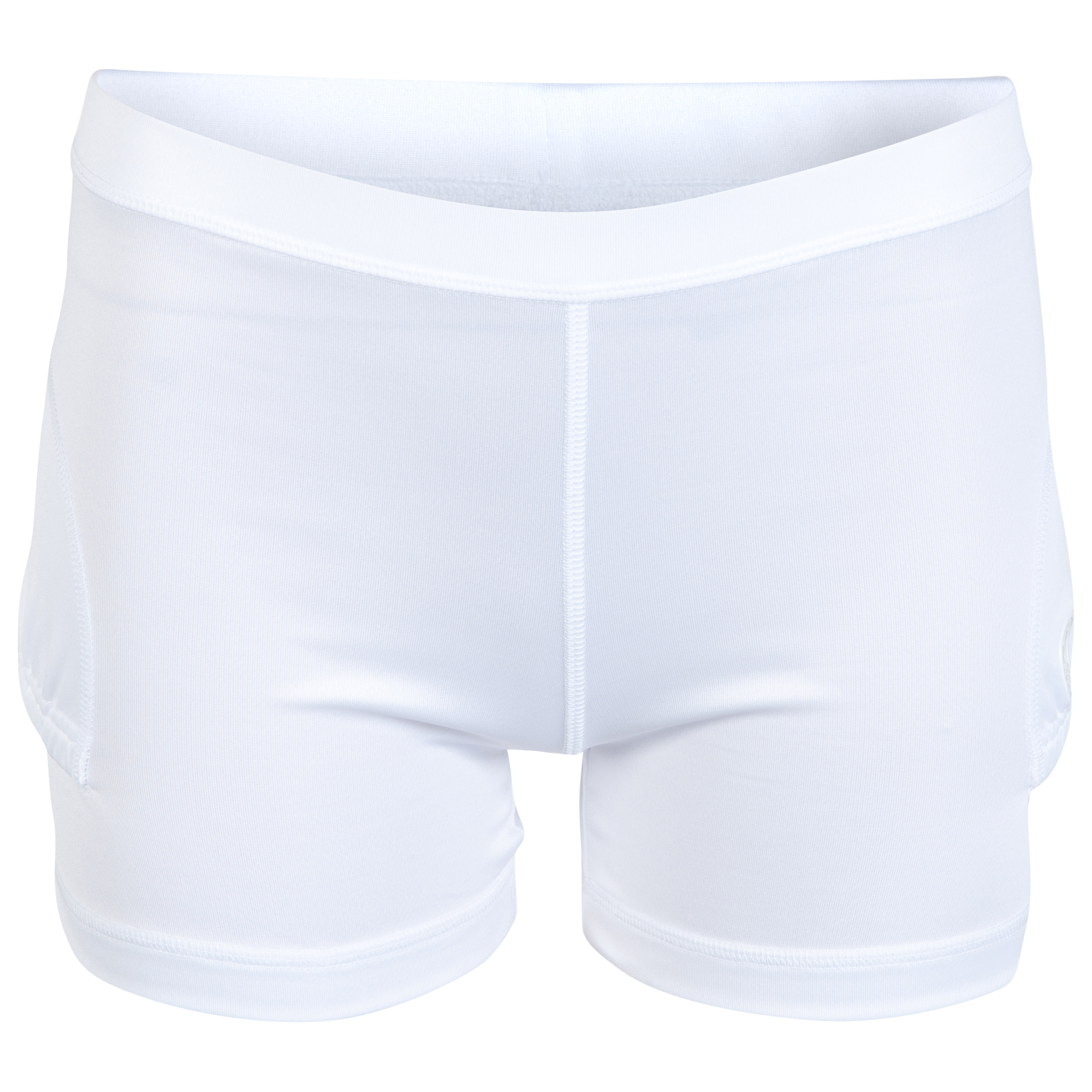 Wimbledon Player Undershort - Ladies White