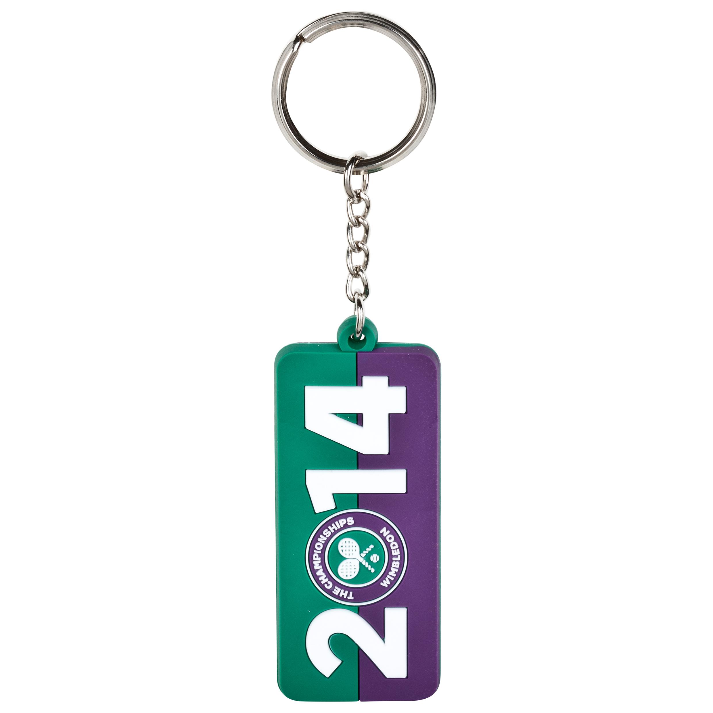 Wimbledon 2014 Keyring