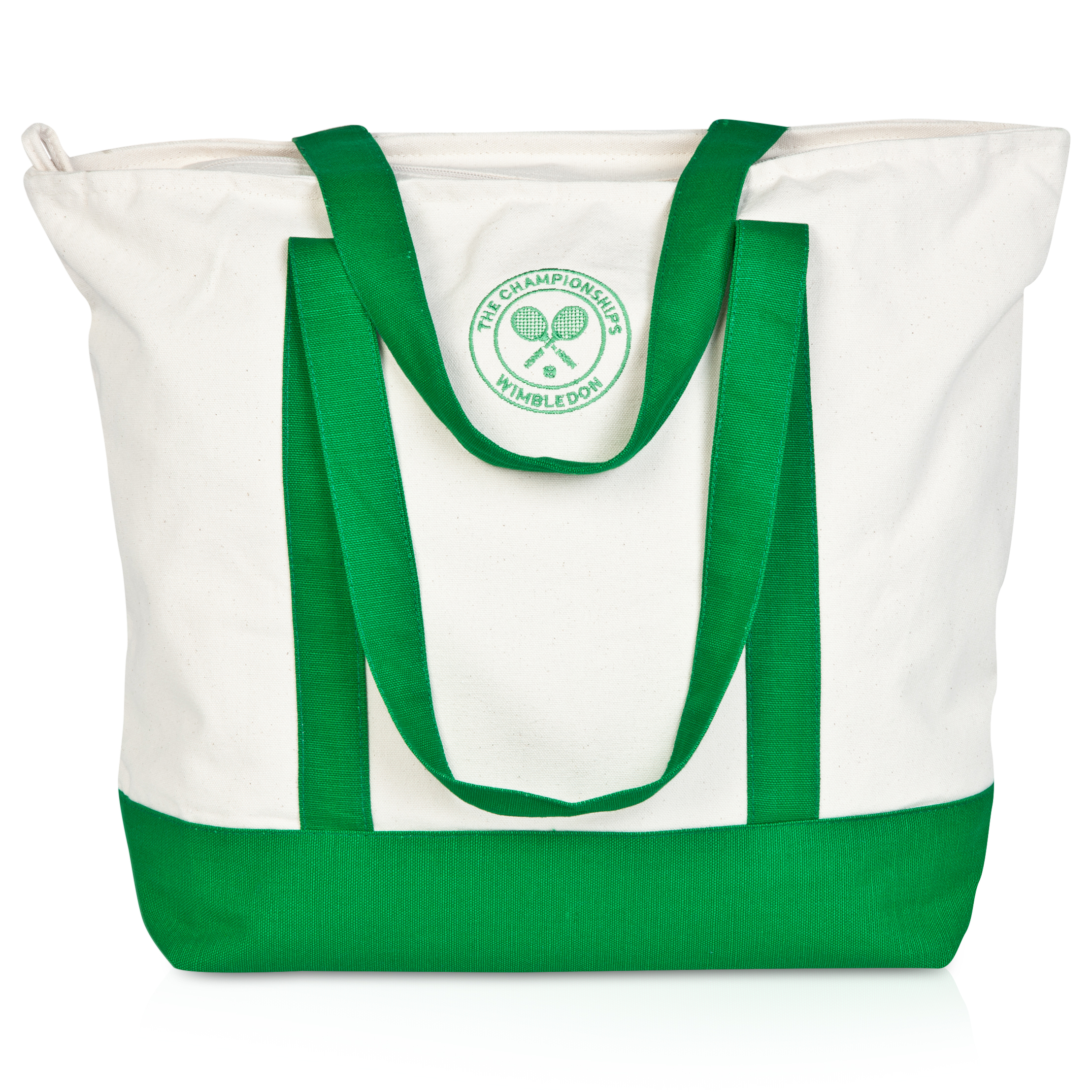 Wimbledon Boat Bag Green