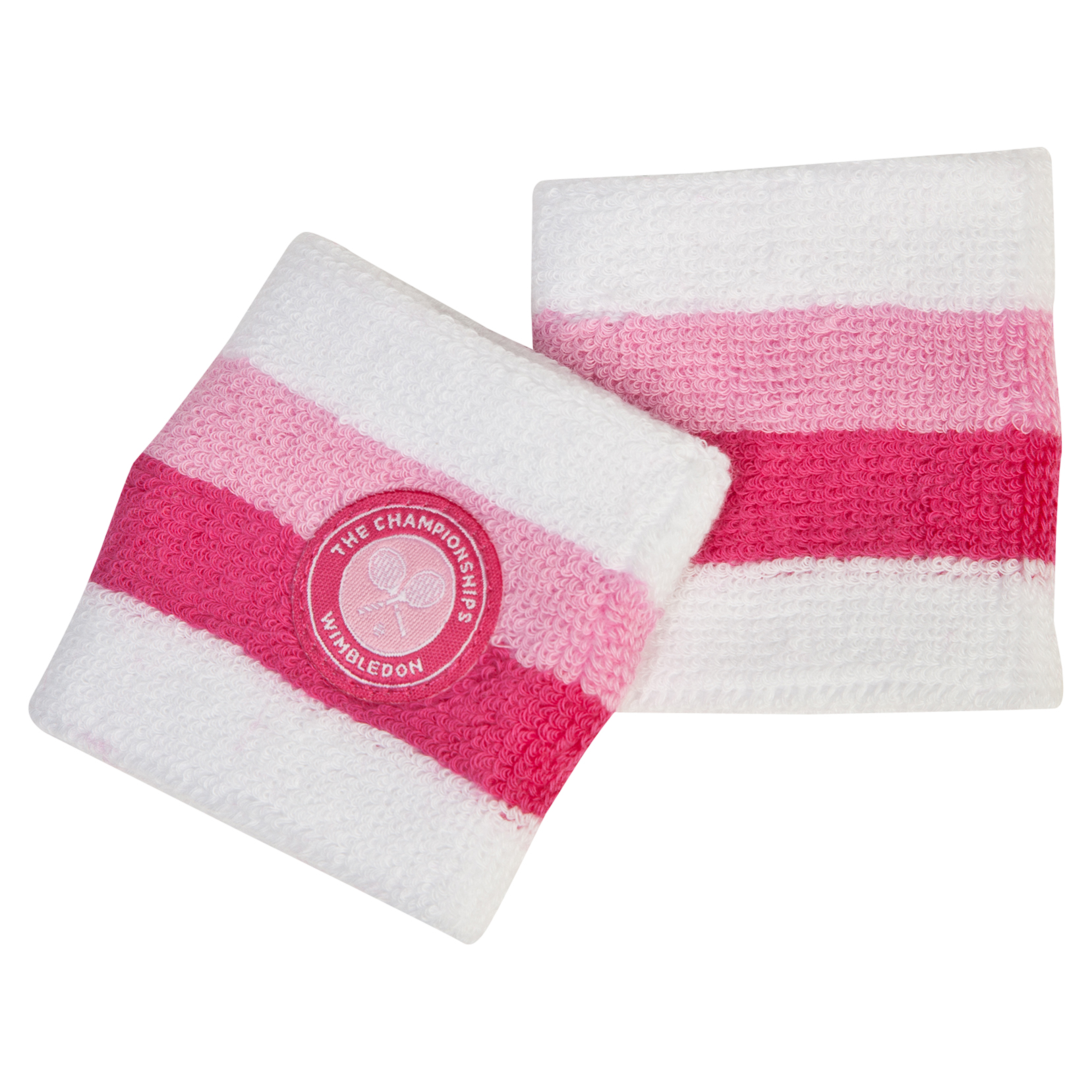 Wimbledon Strawberry Wristband - Girls White