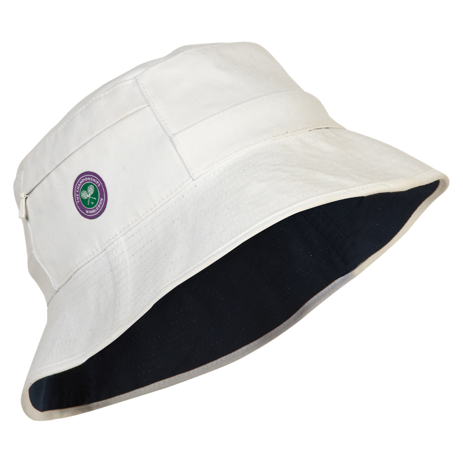 Wimbledon Reversible Sun Hat White
