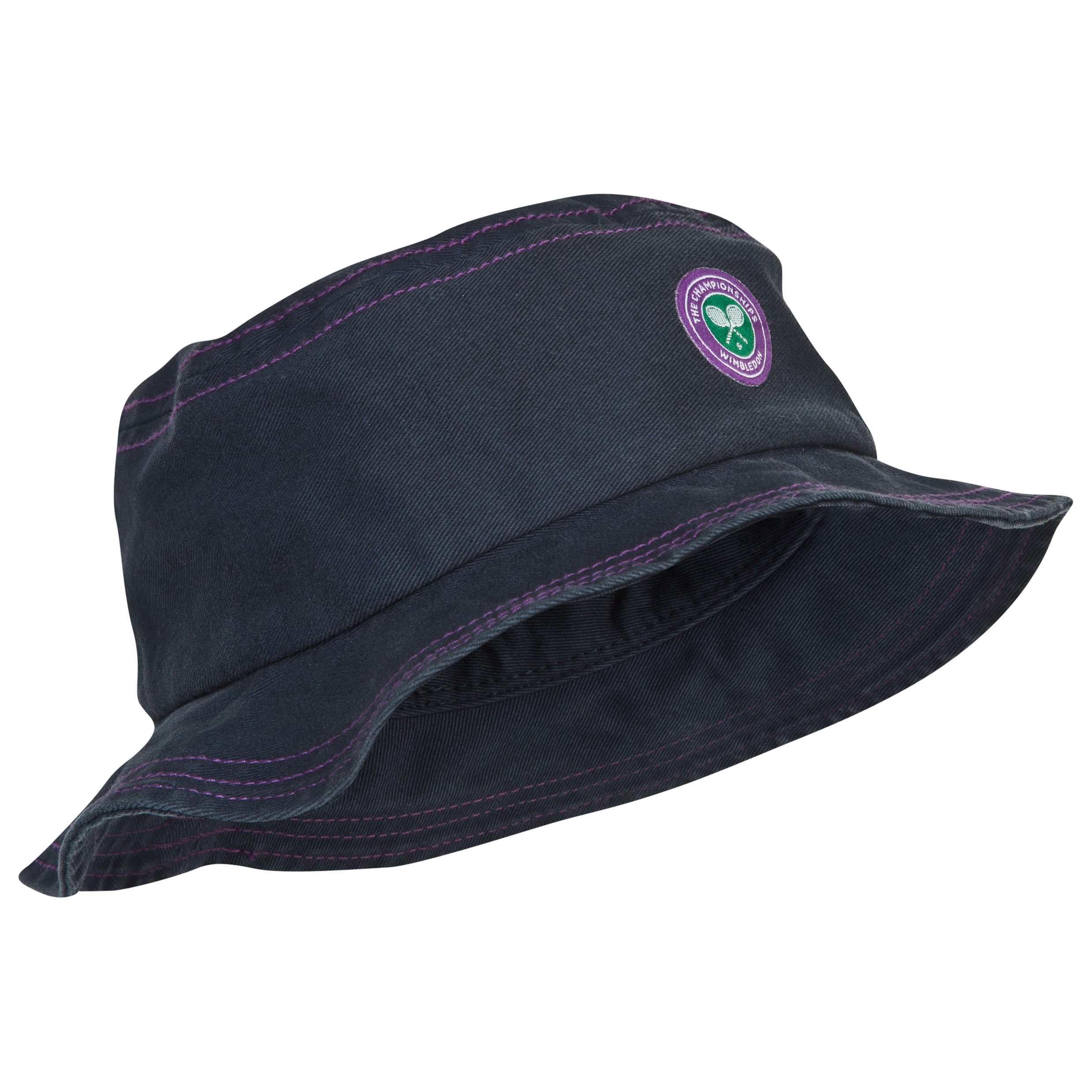 Wimbledon Baby Boys Sun Hat - Infant Navy