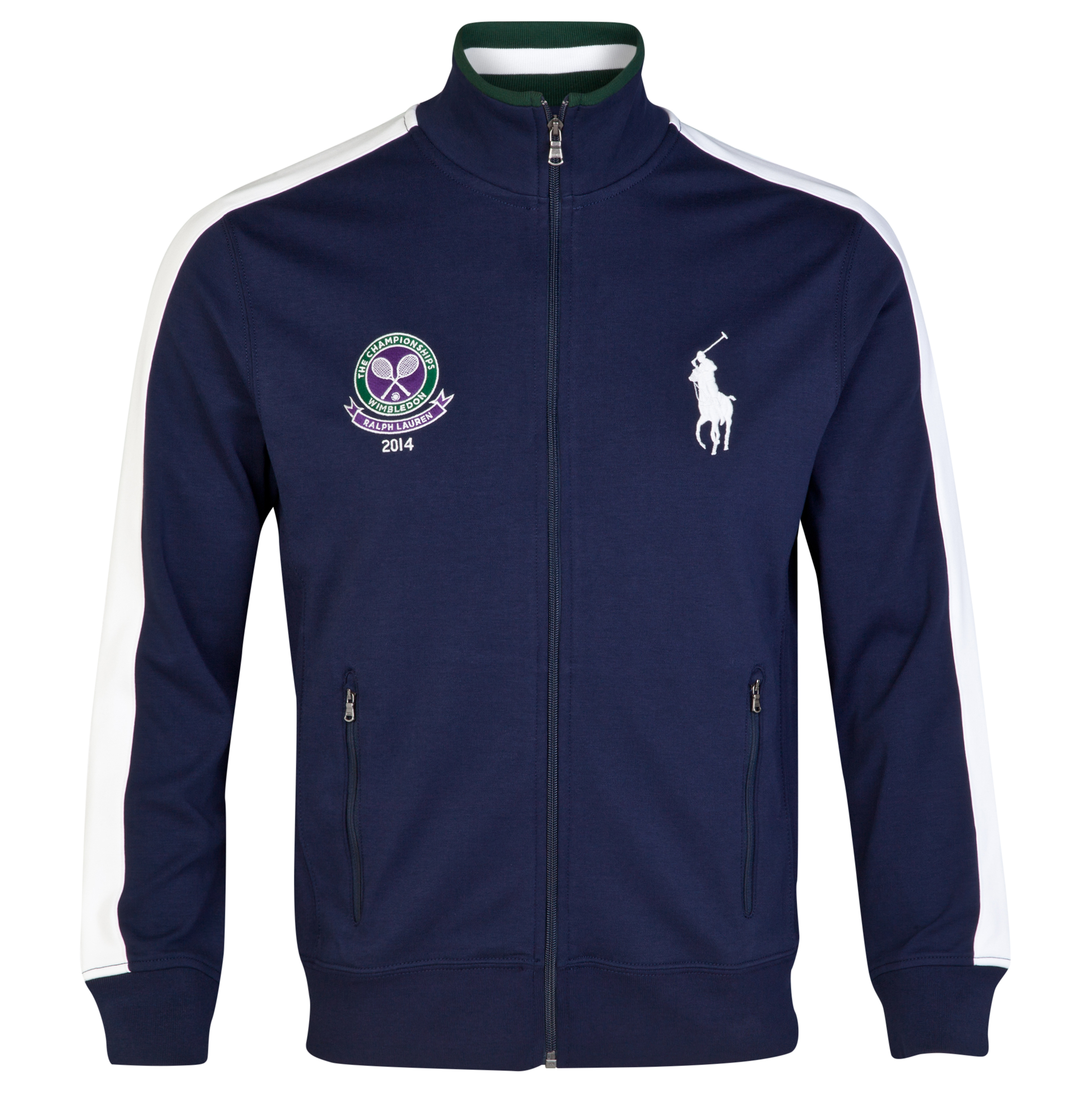 Wimbledon Polo Ralph Lauren Ball Boy Jacket - French Navy