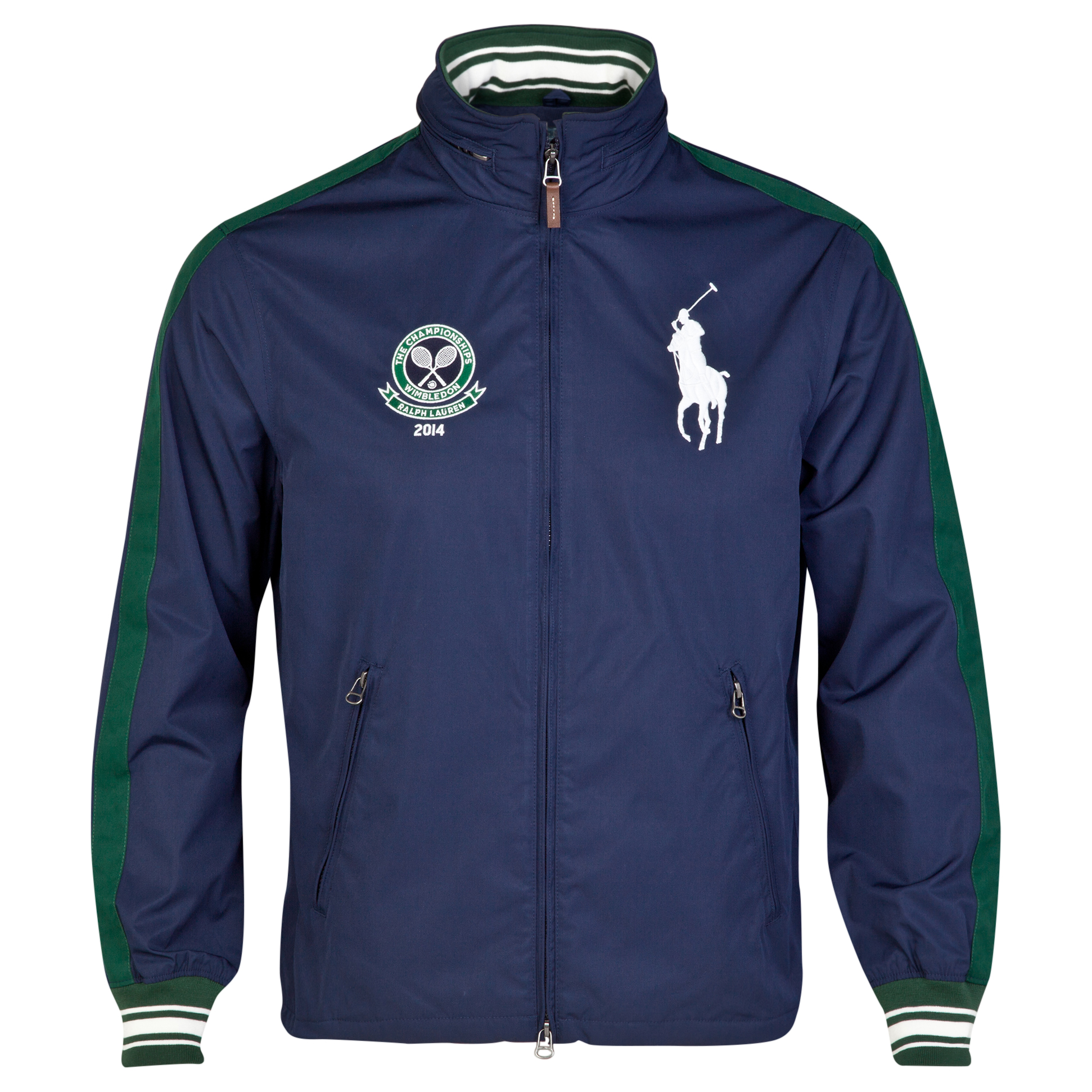 Wimbledon Polo Ralph Lauren Cole Windbreaker - French Navy