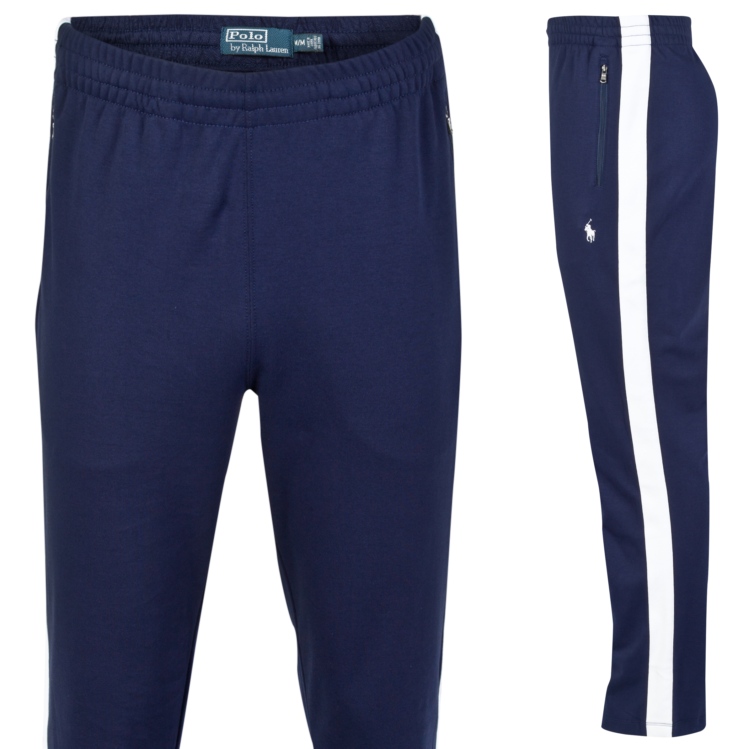 Wimbledon Polo Ralph Lauren Track Pant - French Navy