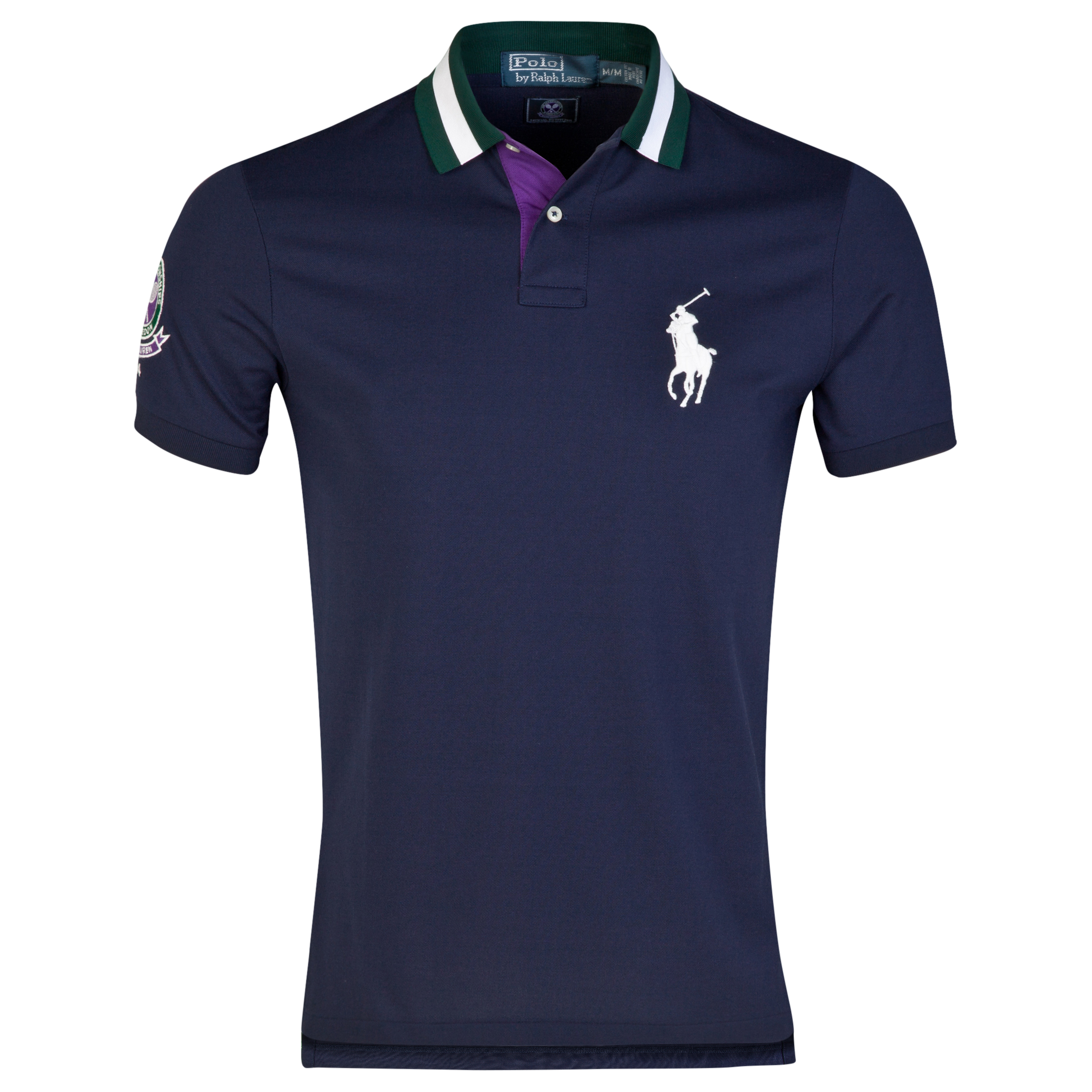 Wimbledon Polo Ralph Lauren Ball Boy Polo - French Navy