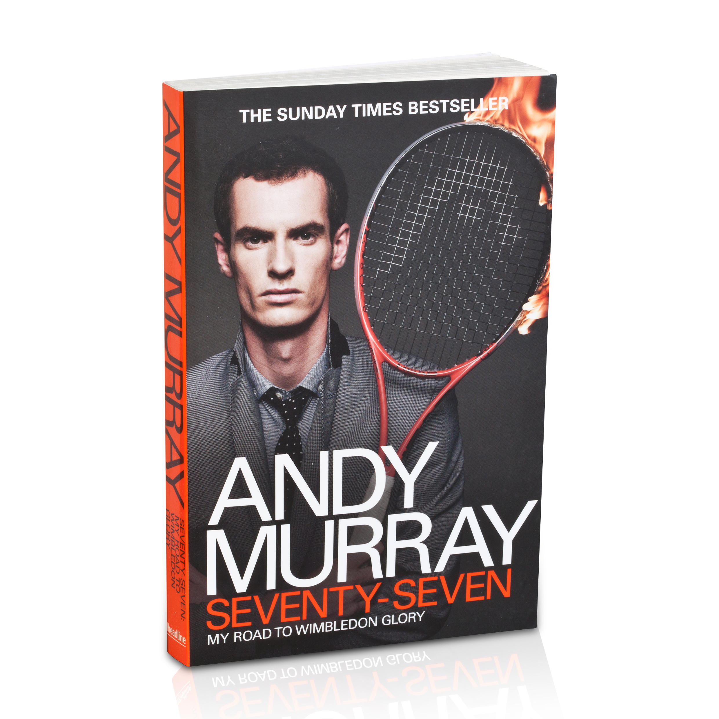 Wimbledon Andy Murray: Seventy-Seven My Road To Wimbledon