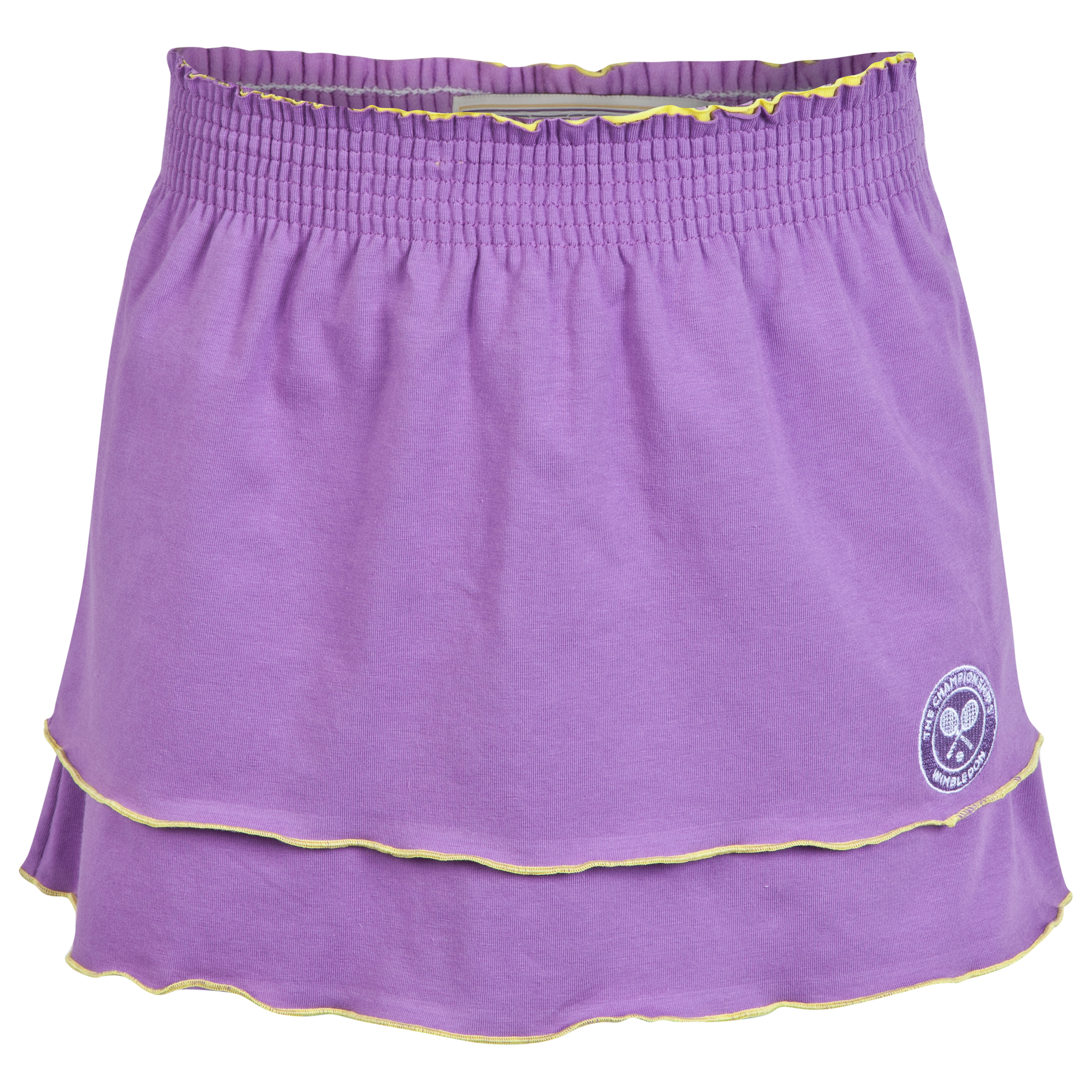 Wimbledon Layered Tennis Skirt - Girls