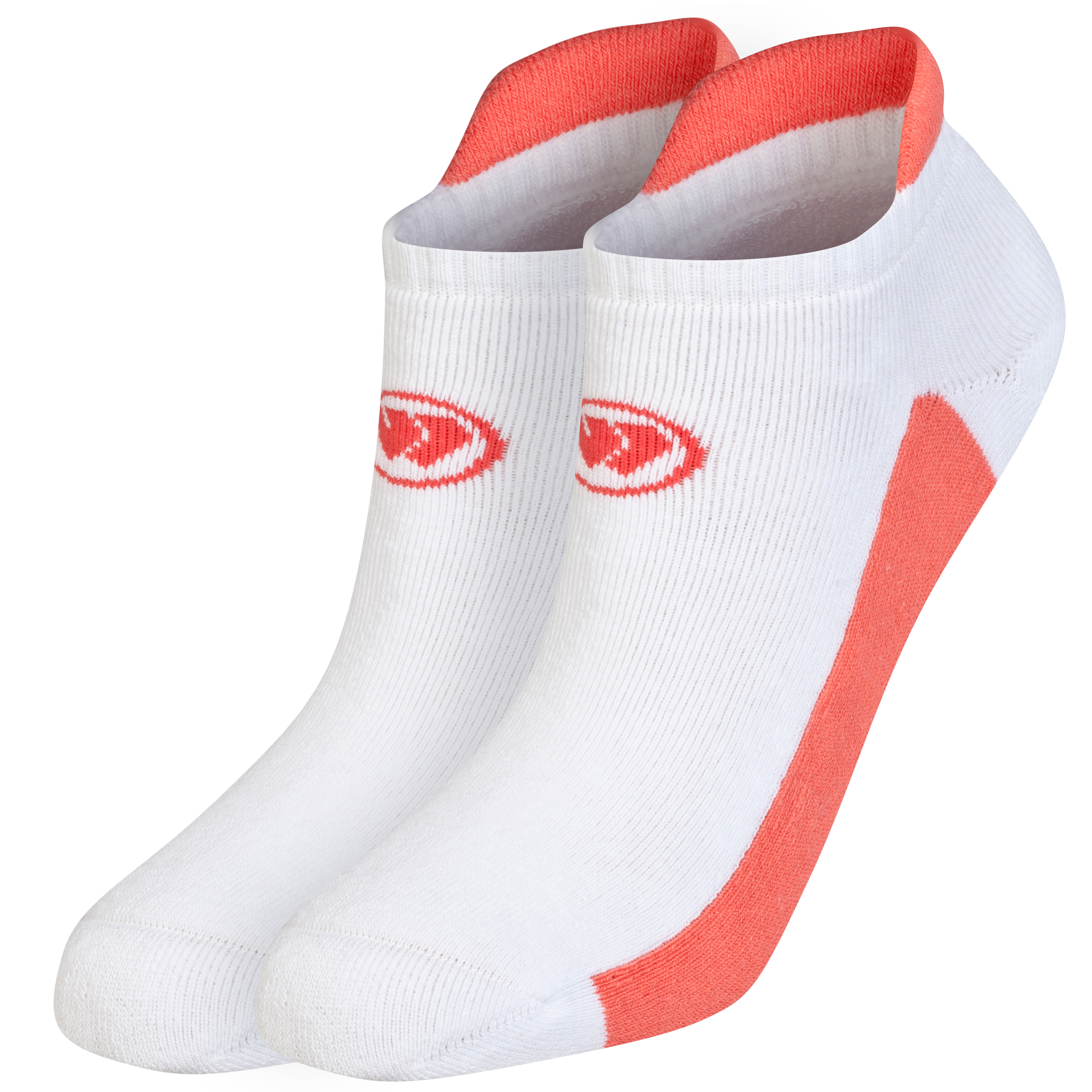 Wimbledon Trainer Socks - Ladies White
