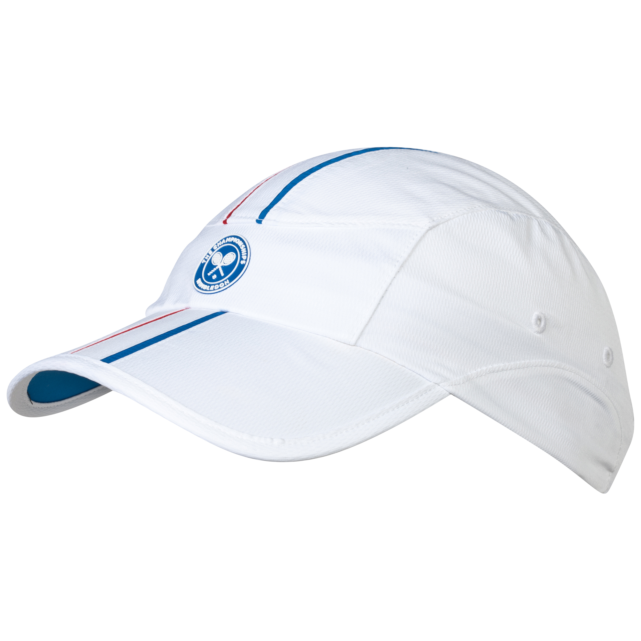Wimbledon Player Cap - Adults White