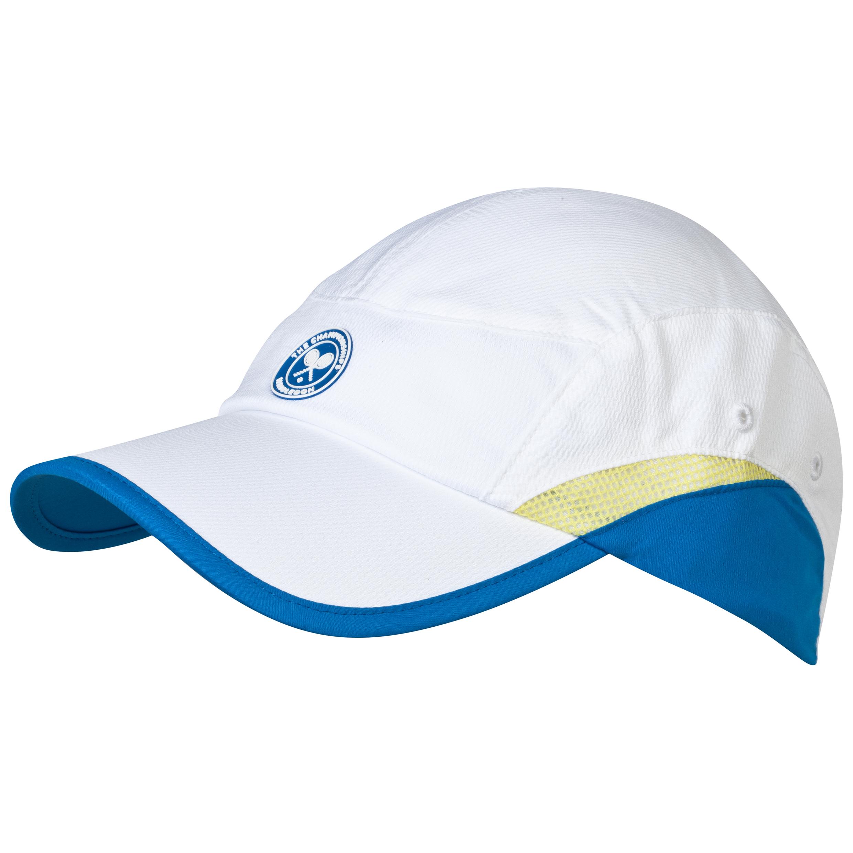 Wimbledon Player Cap - Kids White