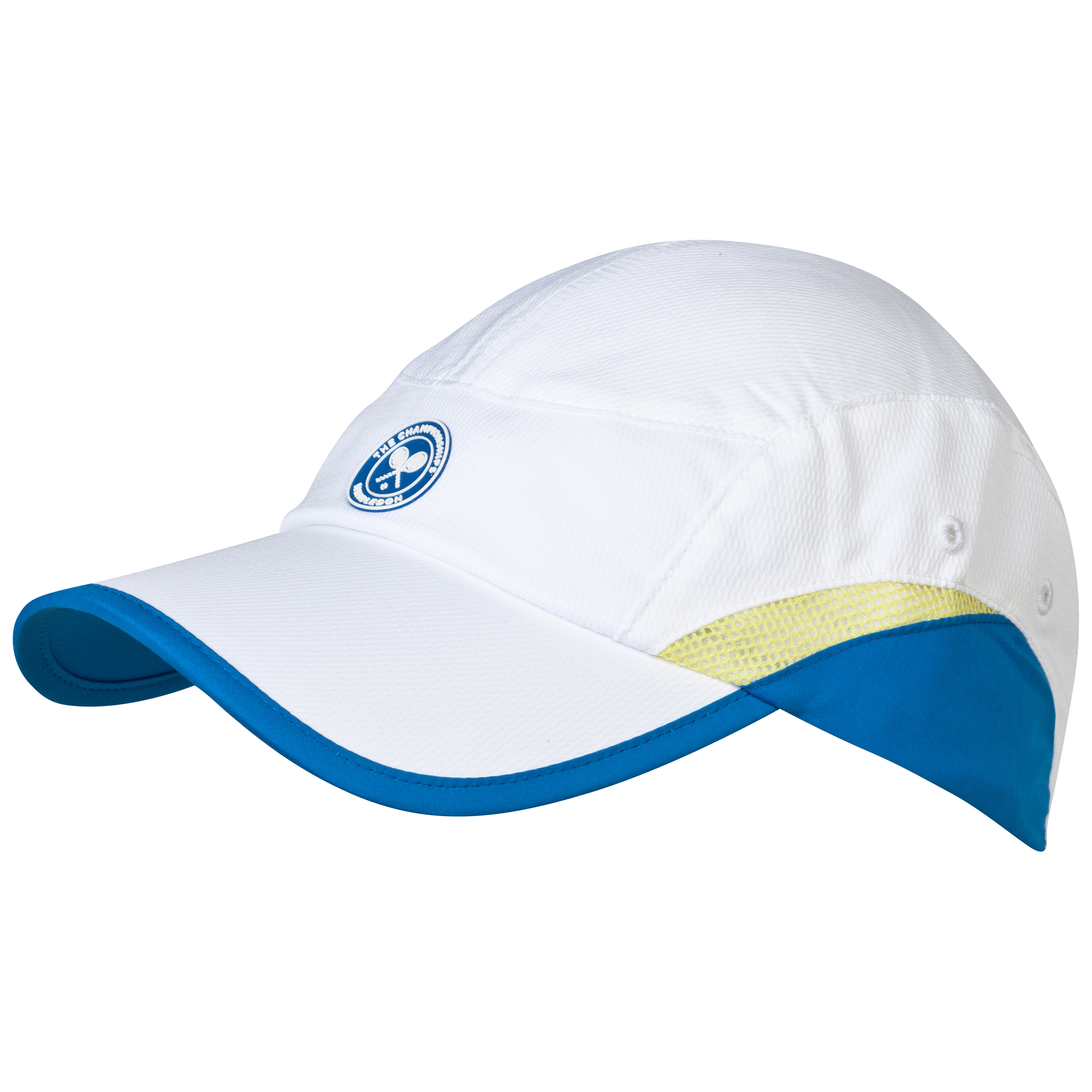 Wimbledon Player Cap - Kids White