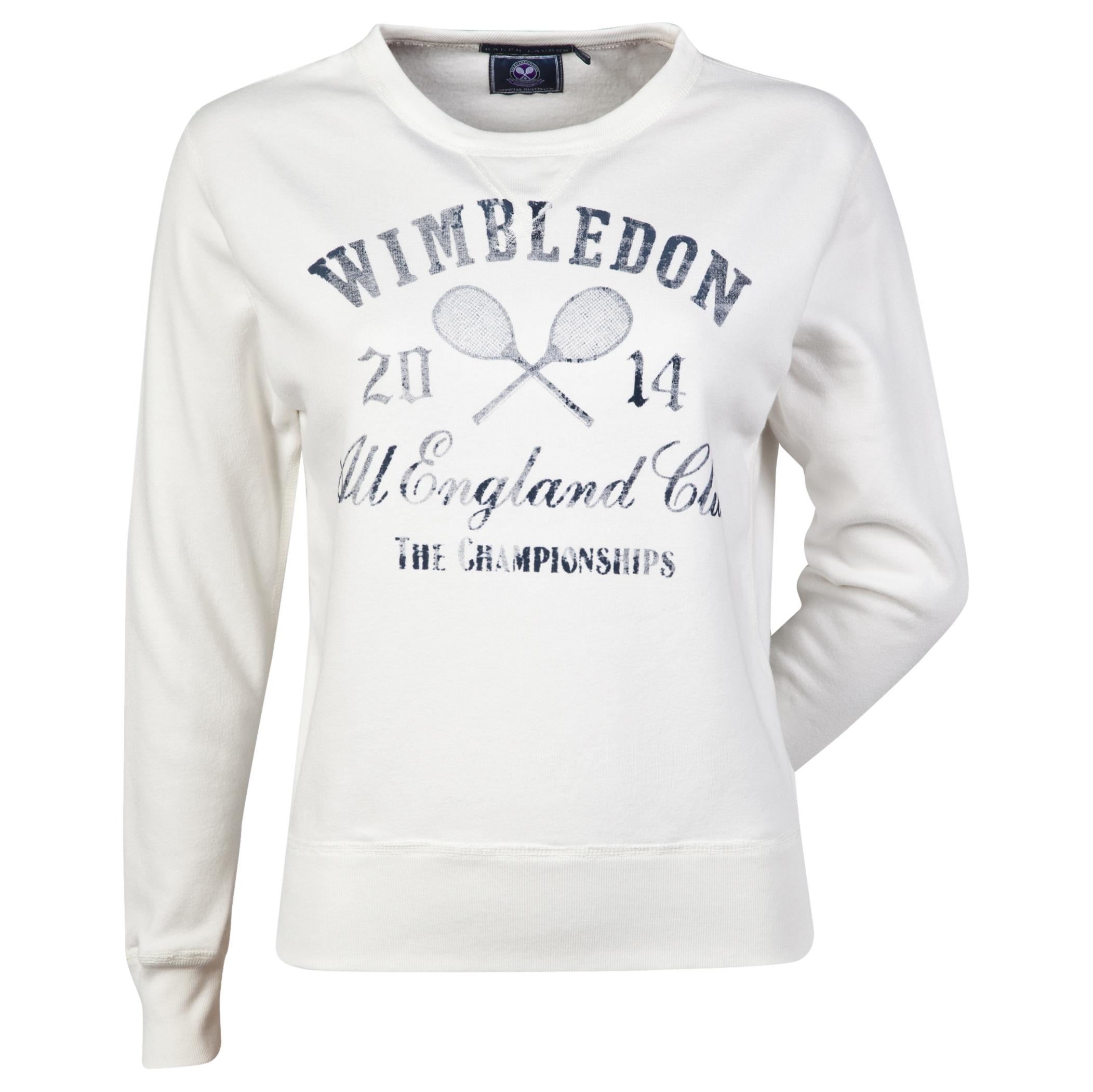 Wimbledon Ralph Lauren Wimbledon Cora Fleece - Nevis - Womens