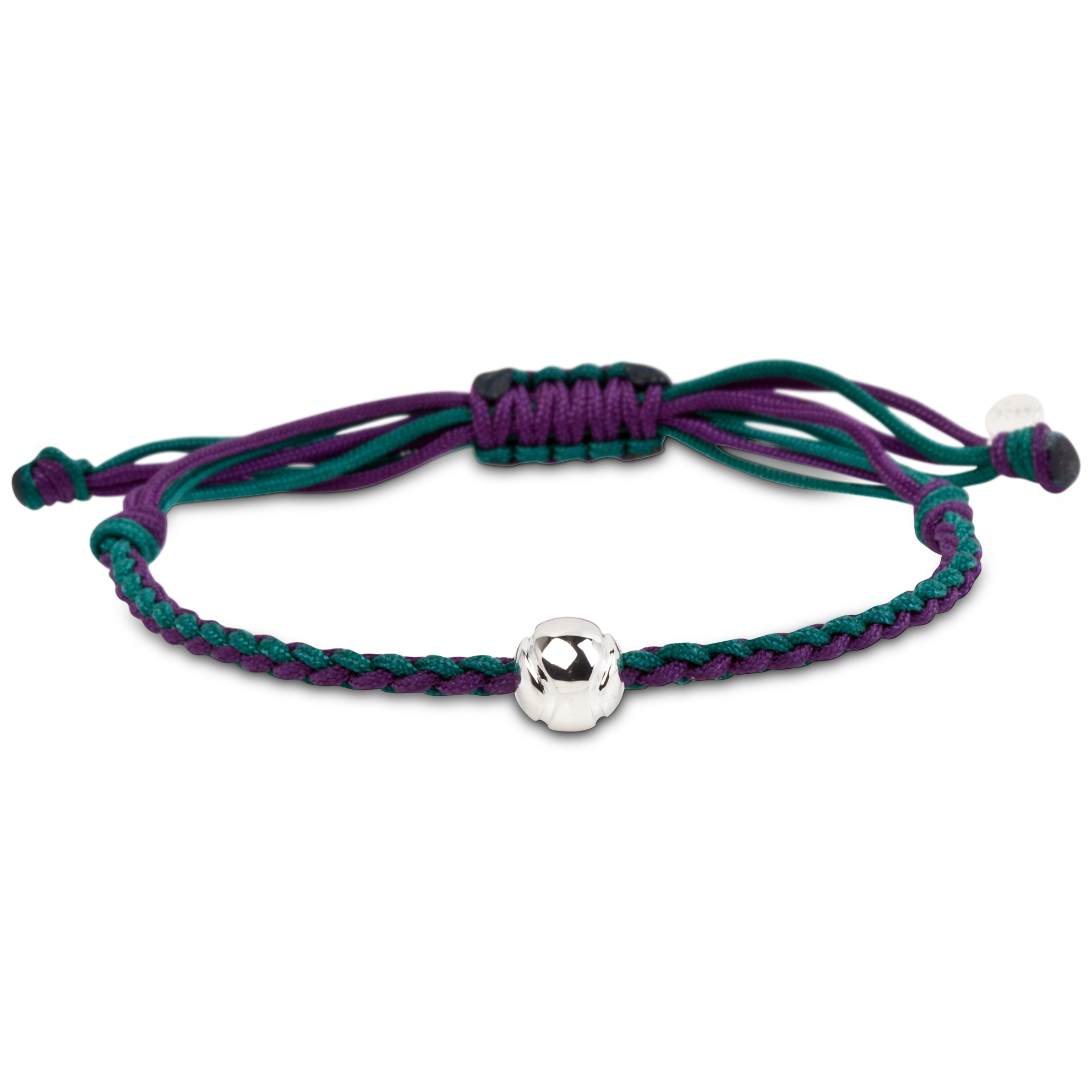 Wimbledon Ball Cord Bracelet
