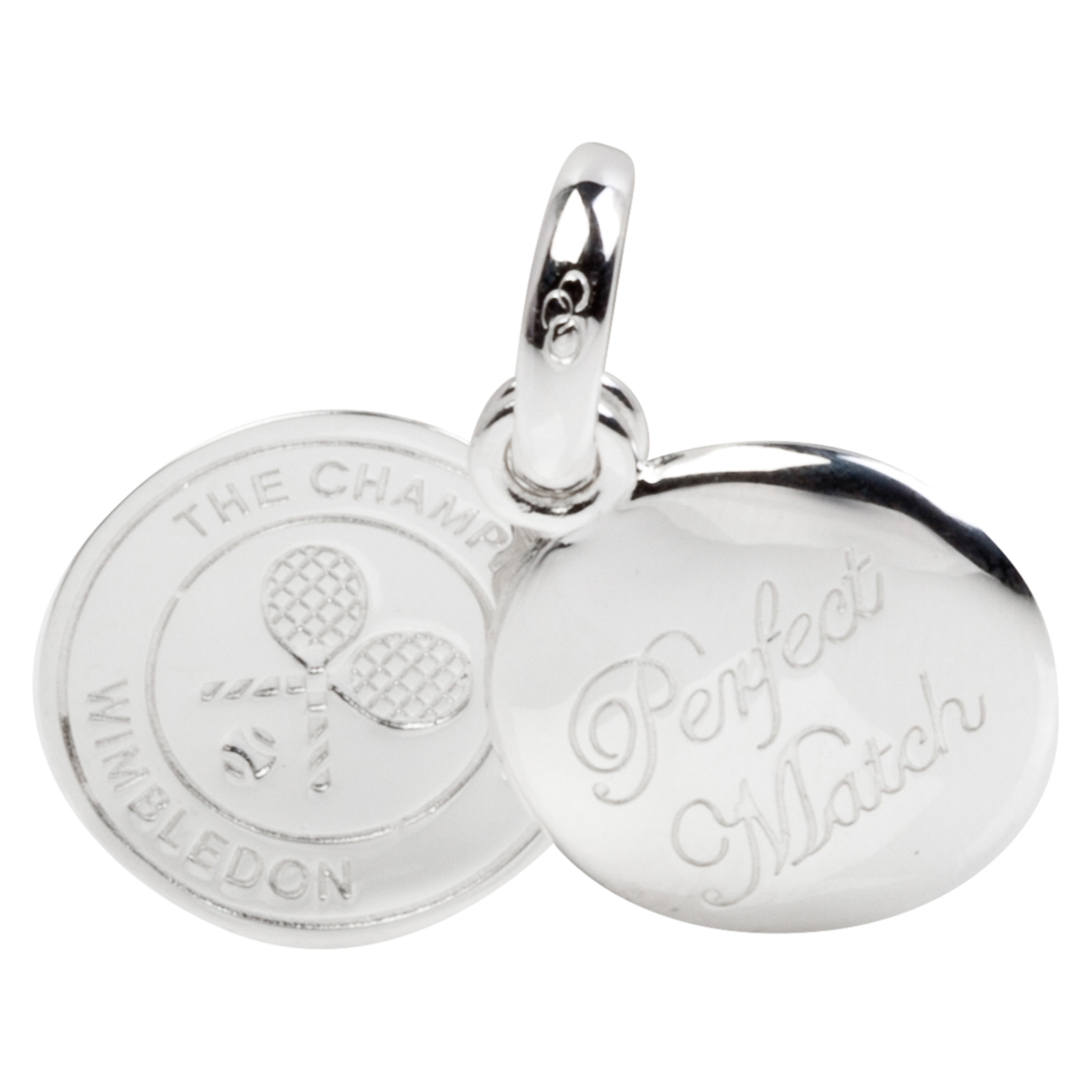 Wimbledon Limited Edition 2014 Charm
