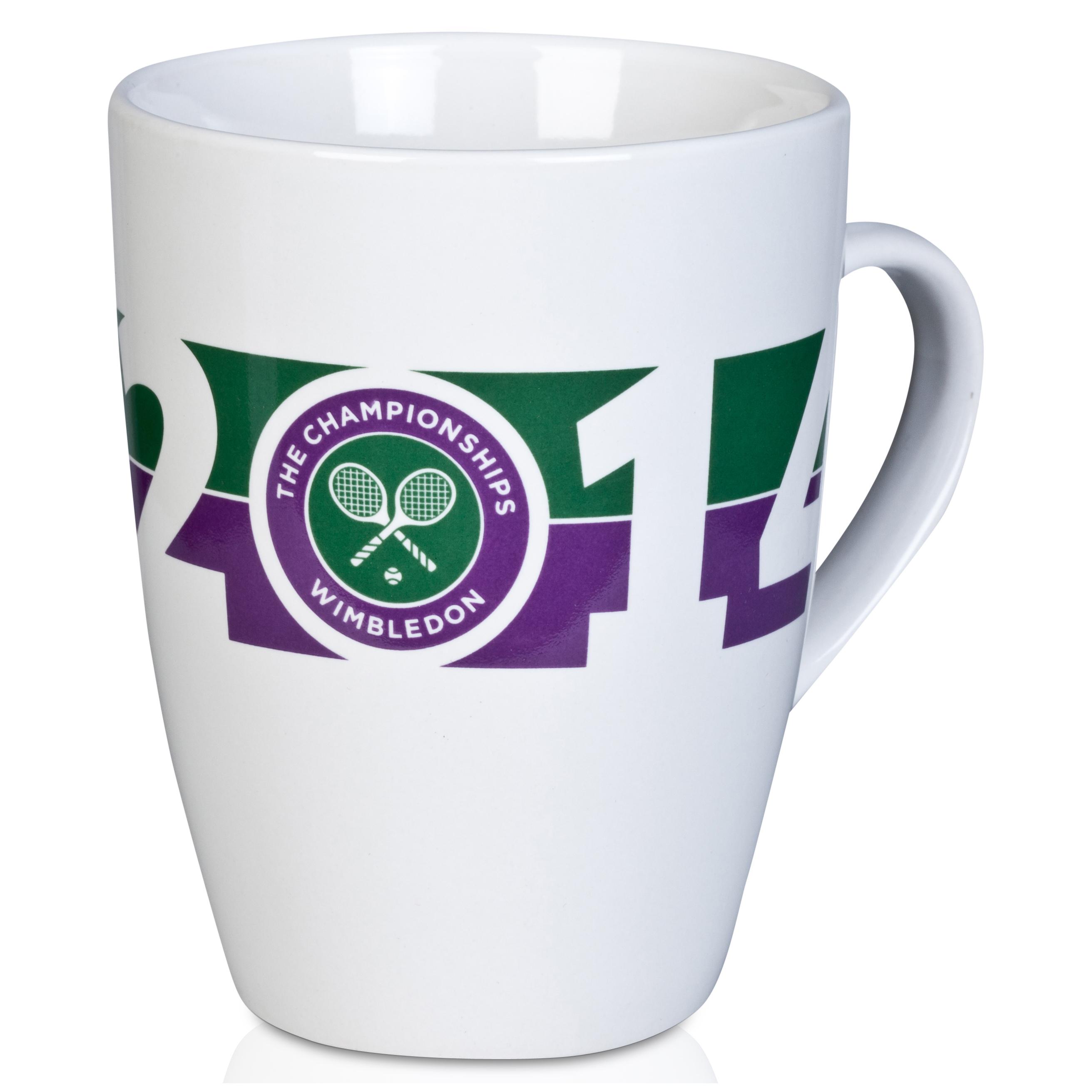 Wimbledon 2014 Date Mug