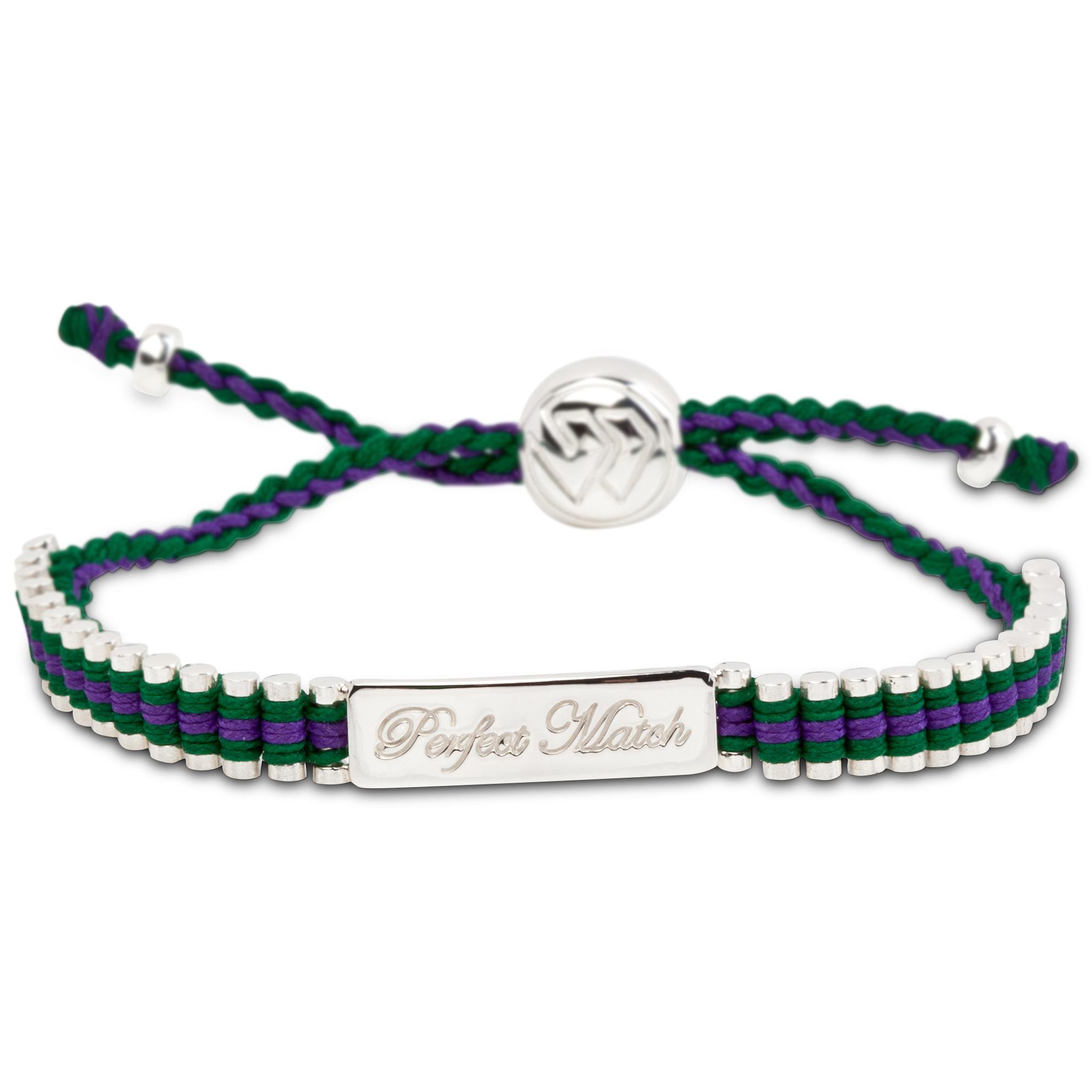 Wimbledon Friendship ID Bracelet