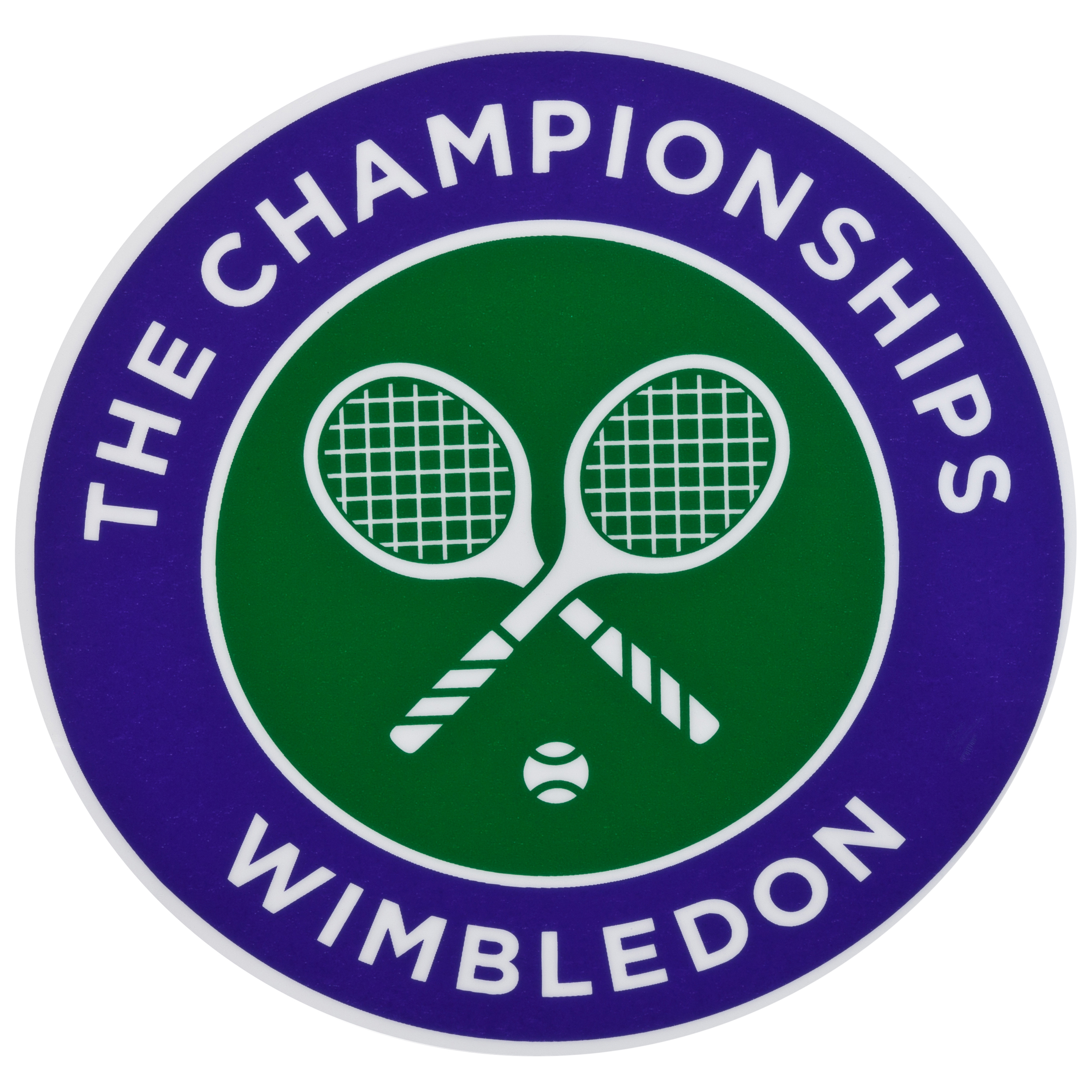 Wimbledon Car Sticker