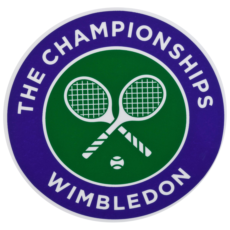 Wimbledon Car Sticker