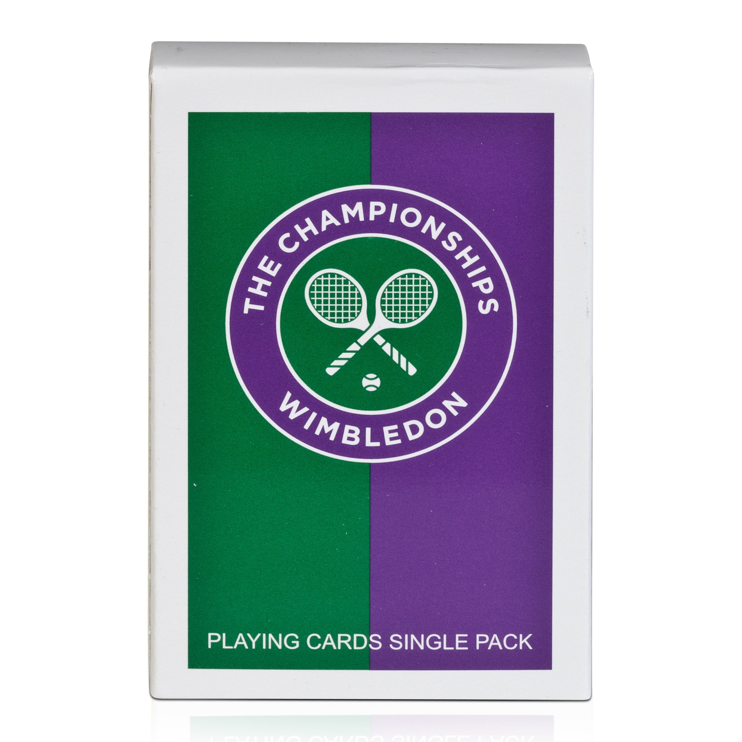 Wimbledon Single Pack of Playing Cards